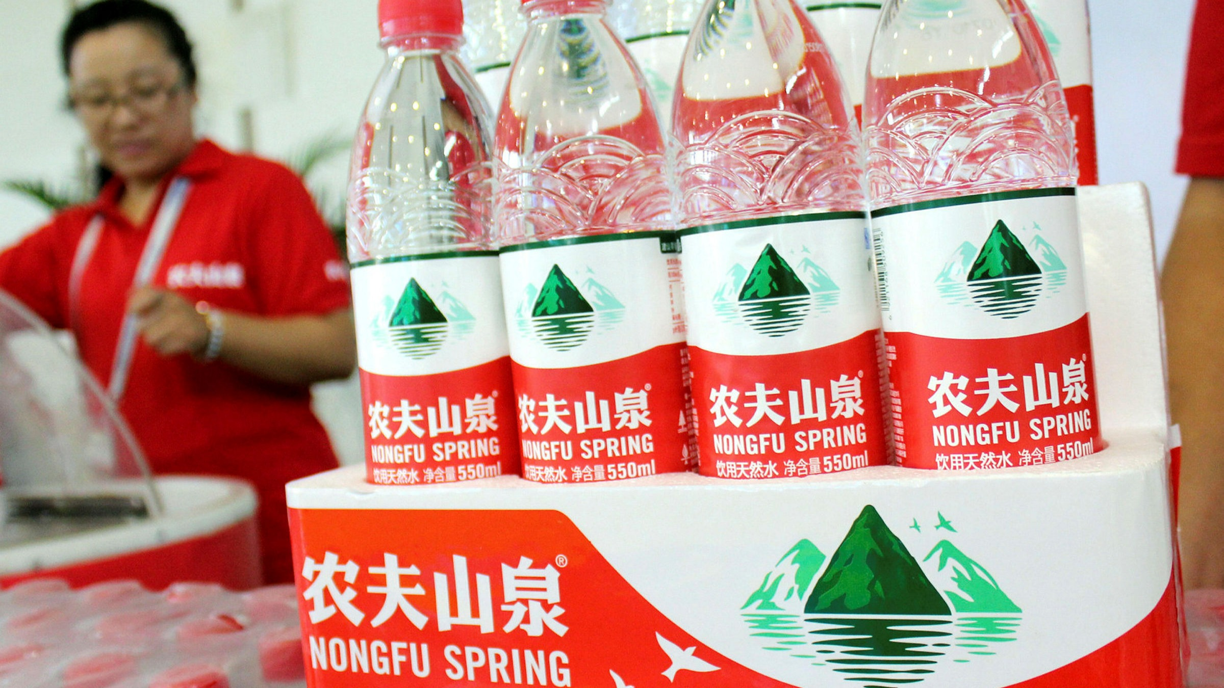 Chinese water brand's IPO more than 1,000 times subscribed | Financial Times