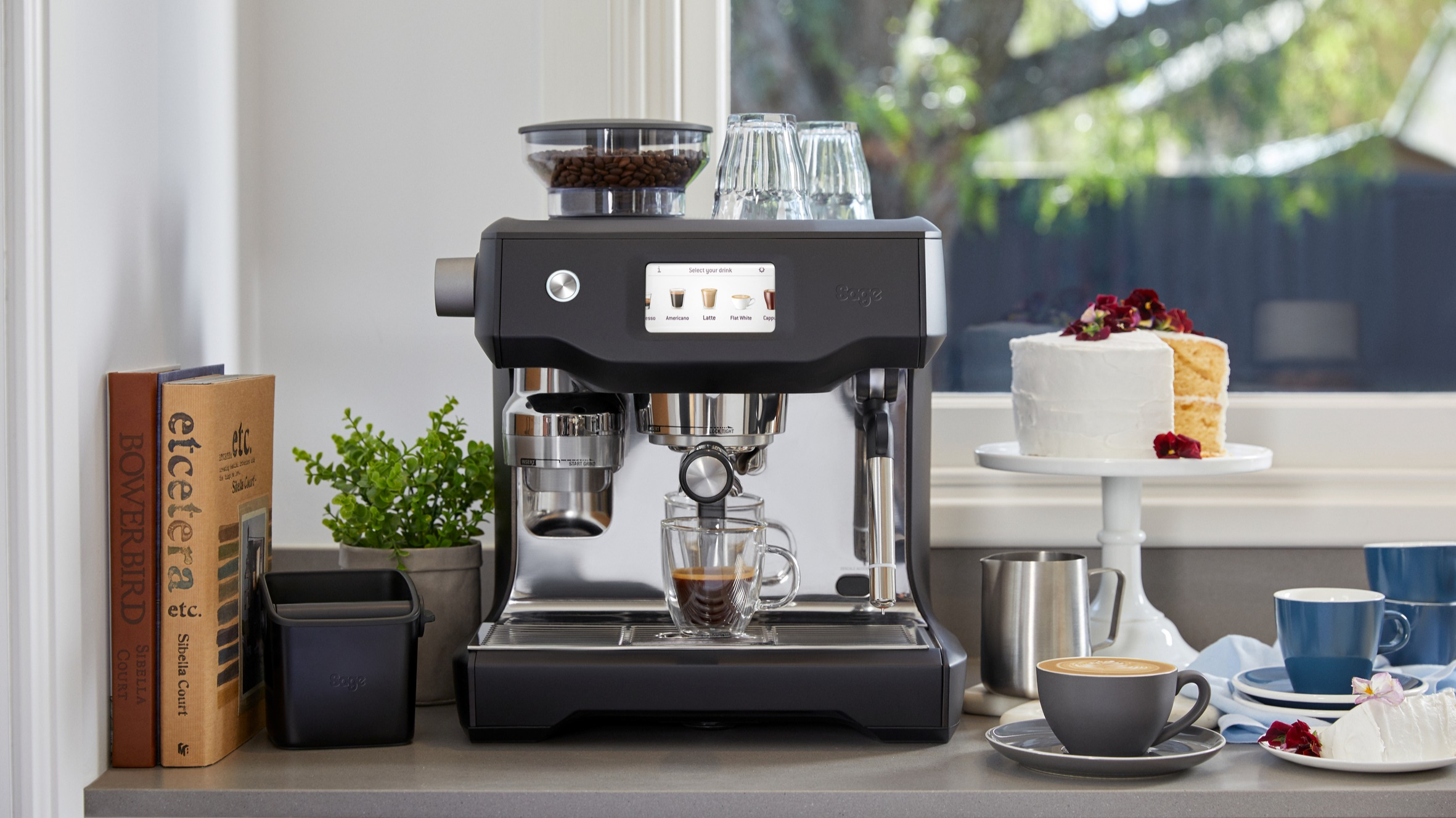 A coffee machine for the home barista – and more | Financial