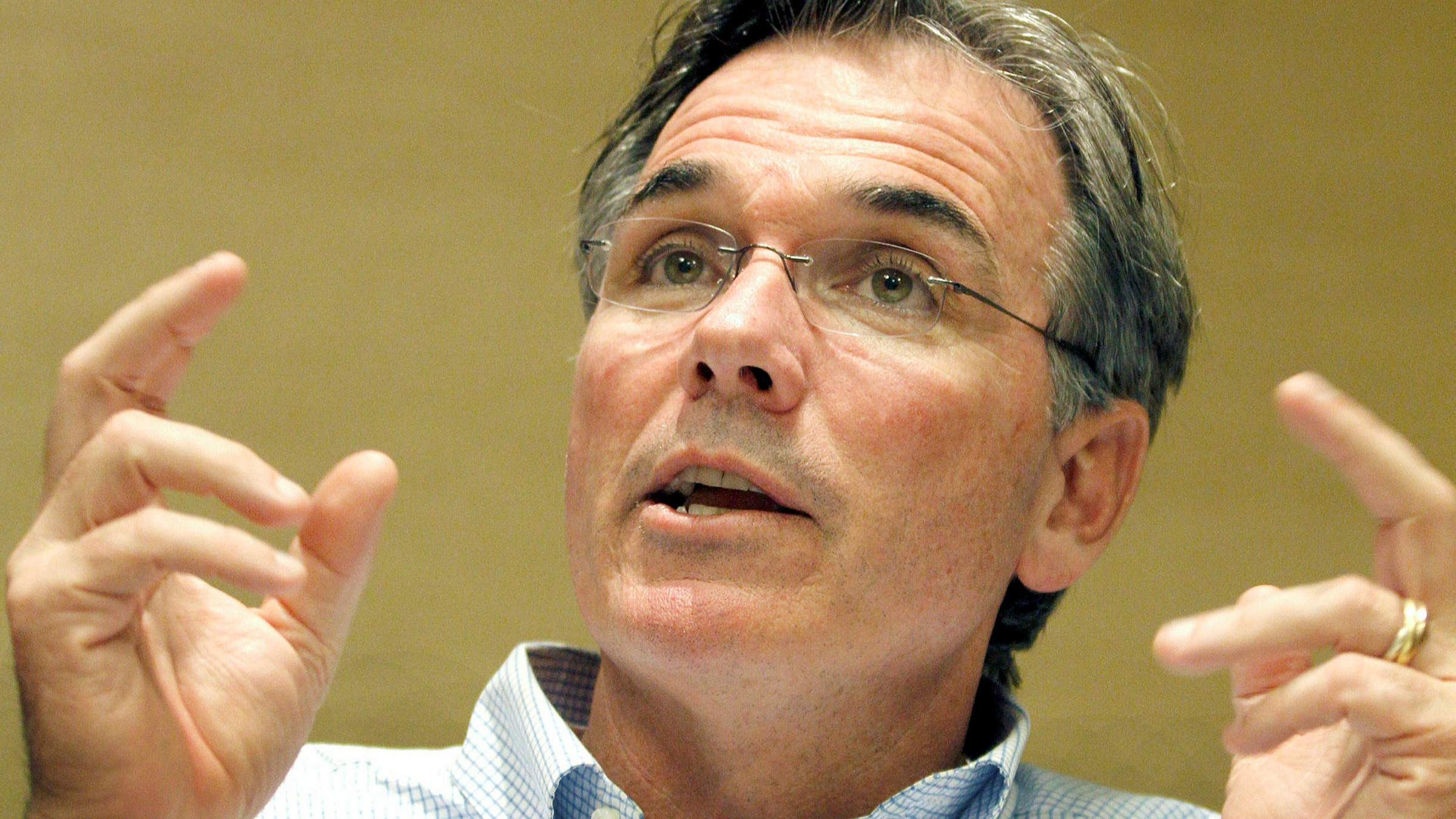 Billy Beane was the subject of the book and film 'Moneyball'