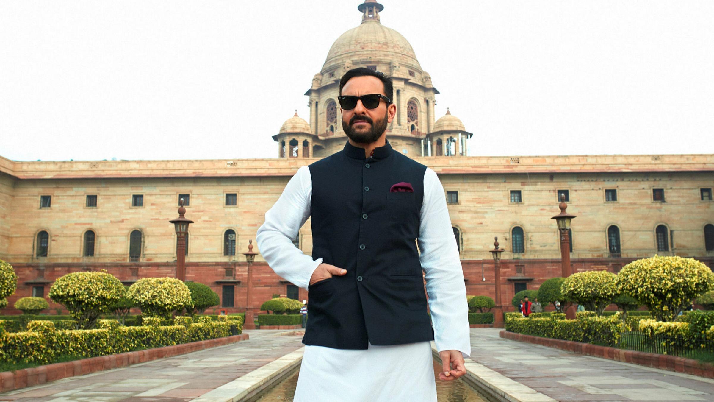 Saif Ali Khan — India's screen prince on getting gritty | Financial Times