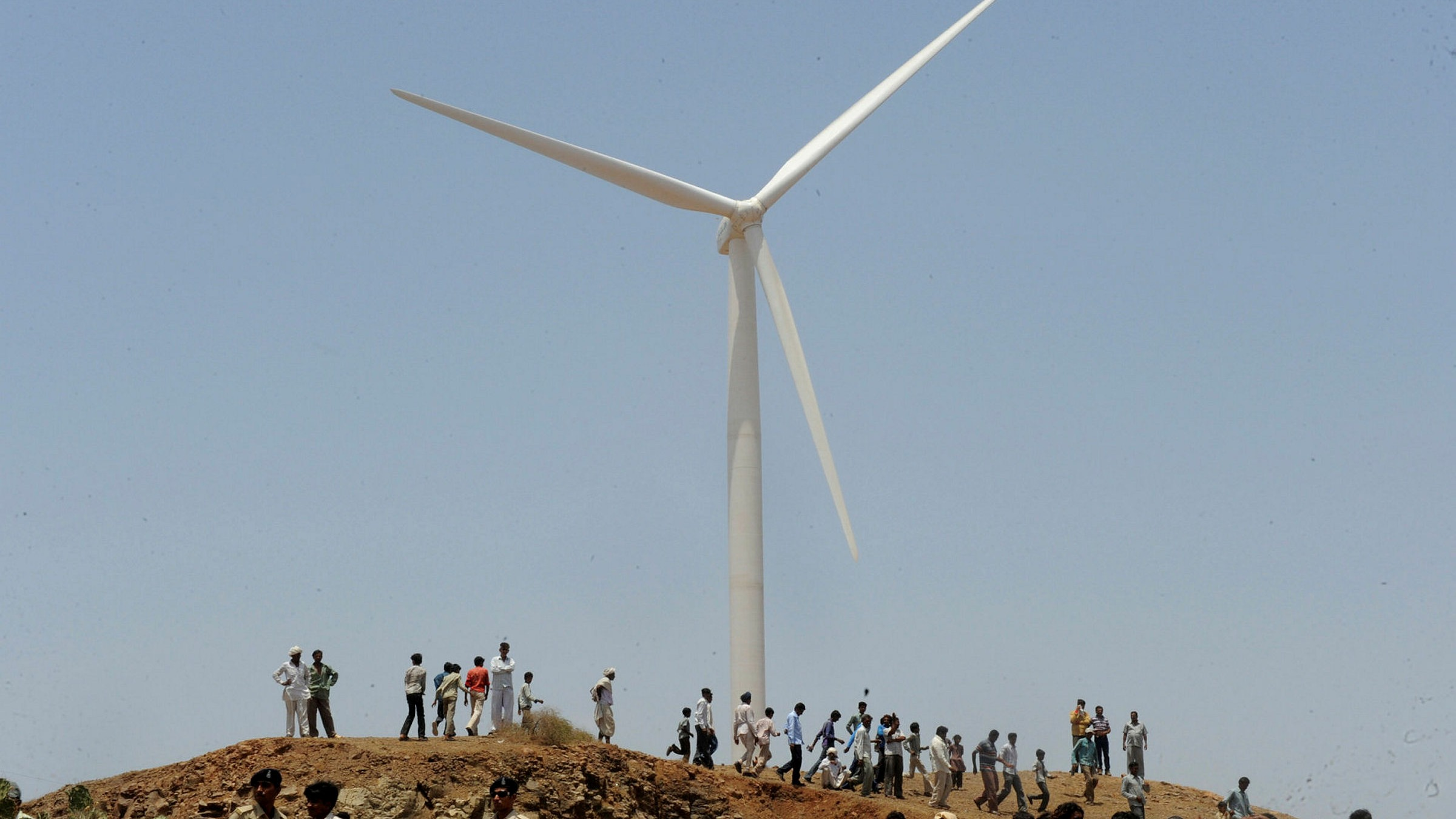 ft.com - Stephanie Findlay in New Delhi - One of India's biggest renewable energy groups joins Spac craze