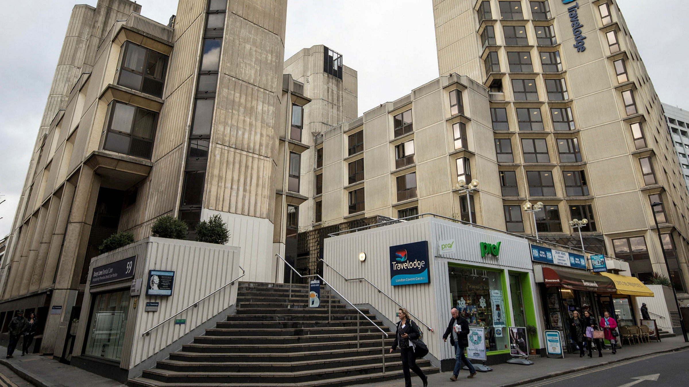 Travelodge In Talks With Landlords Over Rent Breaks Financial Times