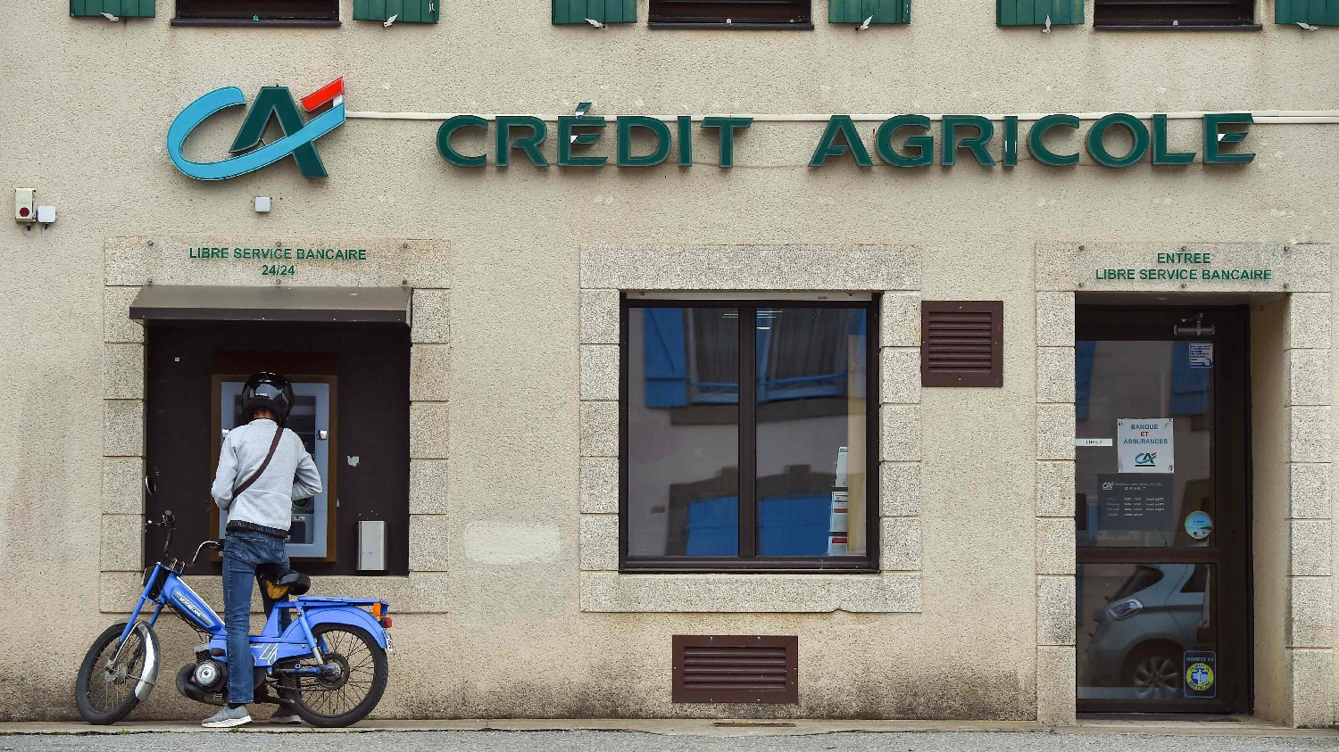 Job dating Credit Agricole Angers