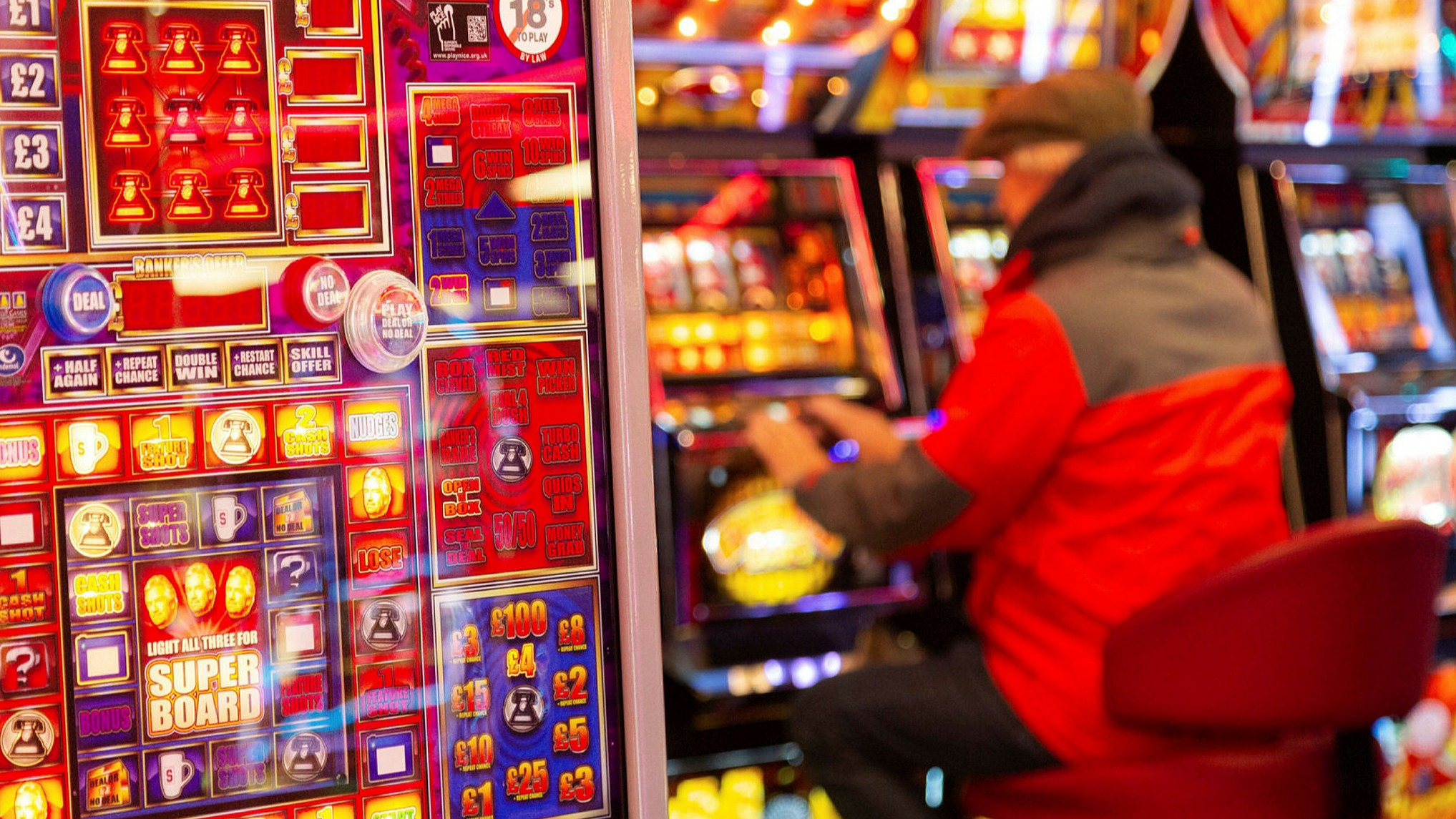 Tougher gambling laws would boost UK economy, says think-tank | Financial  Times