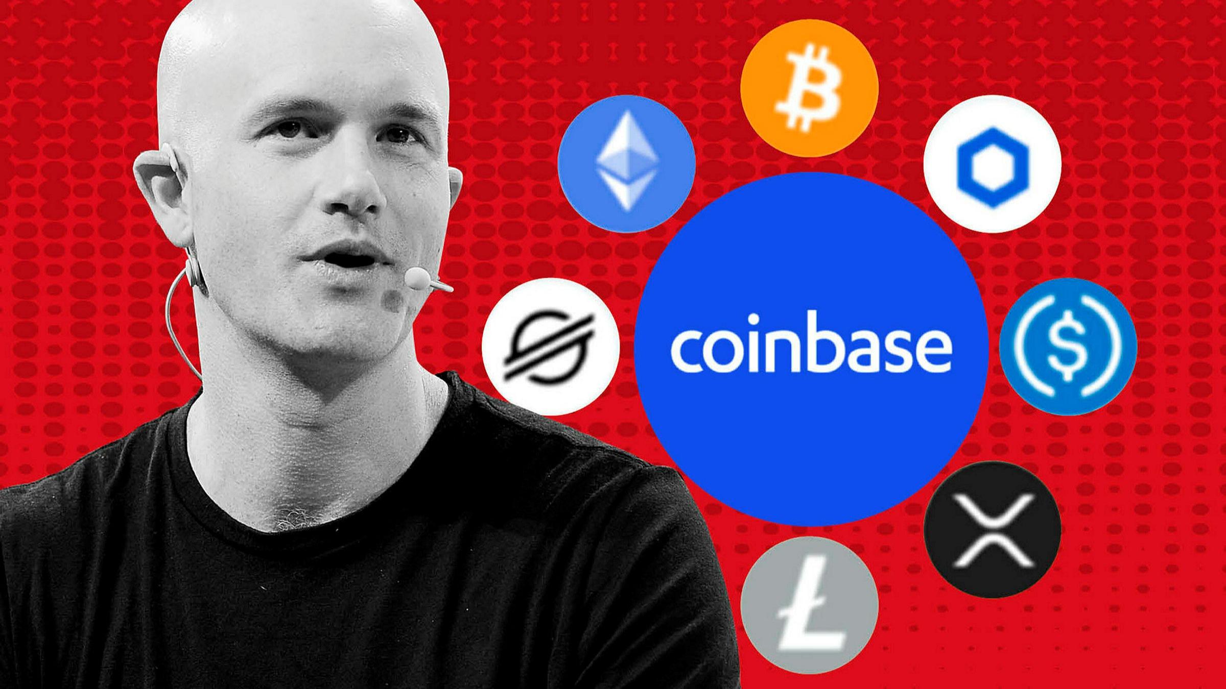 coinbase siunčia bitcoin)