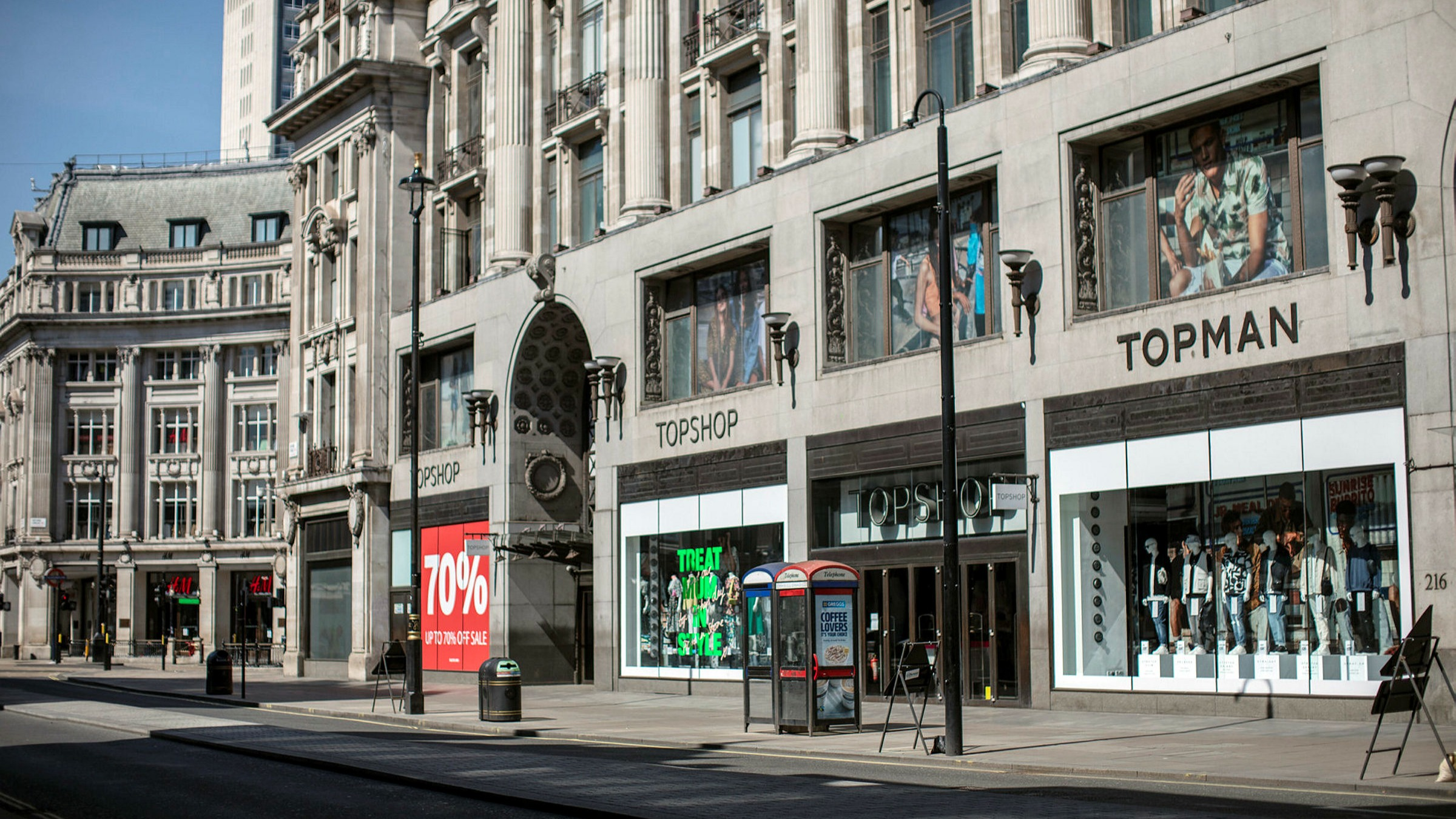 ft.com - Richard Milne in Oslo, and George Hammond and Jonathan Eley in London - Ikea buys former Topshop Oxford Circus flagship
