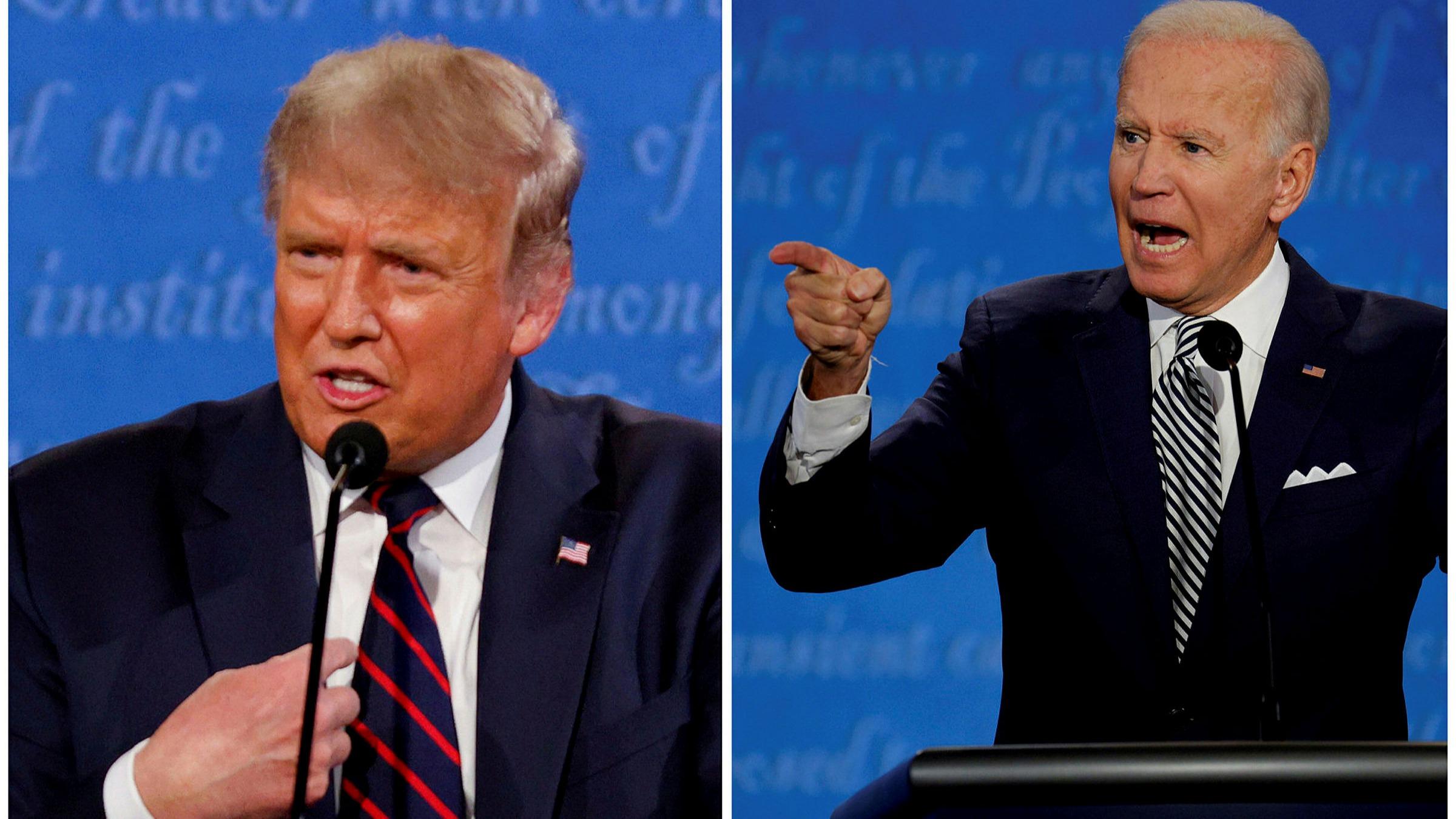Donald Trump says he will not participate in virtual debate ...