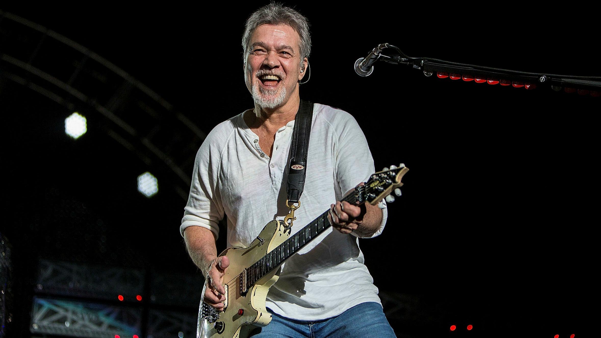Steve Vai  & Eddie Van Halen
