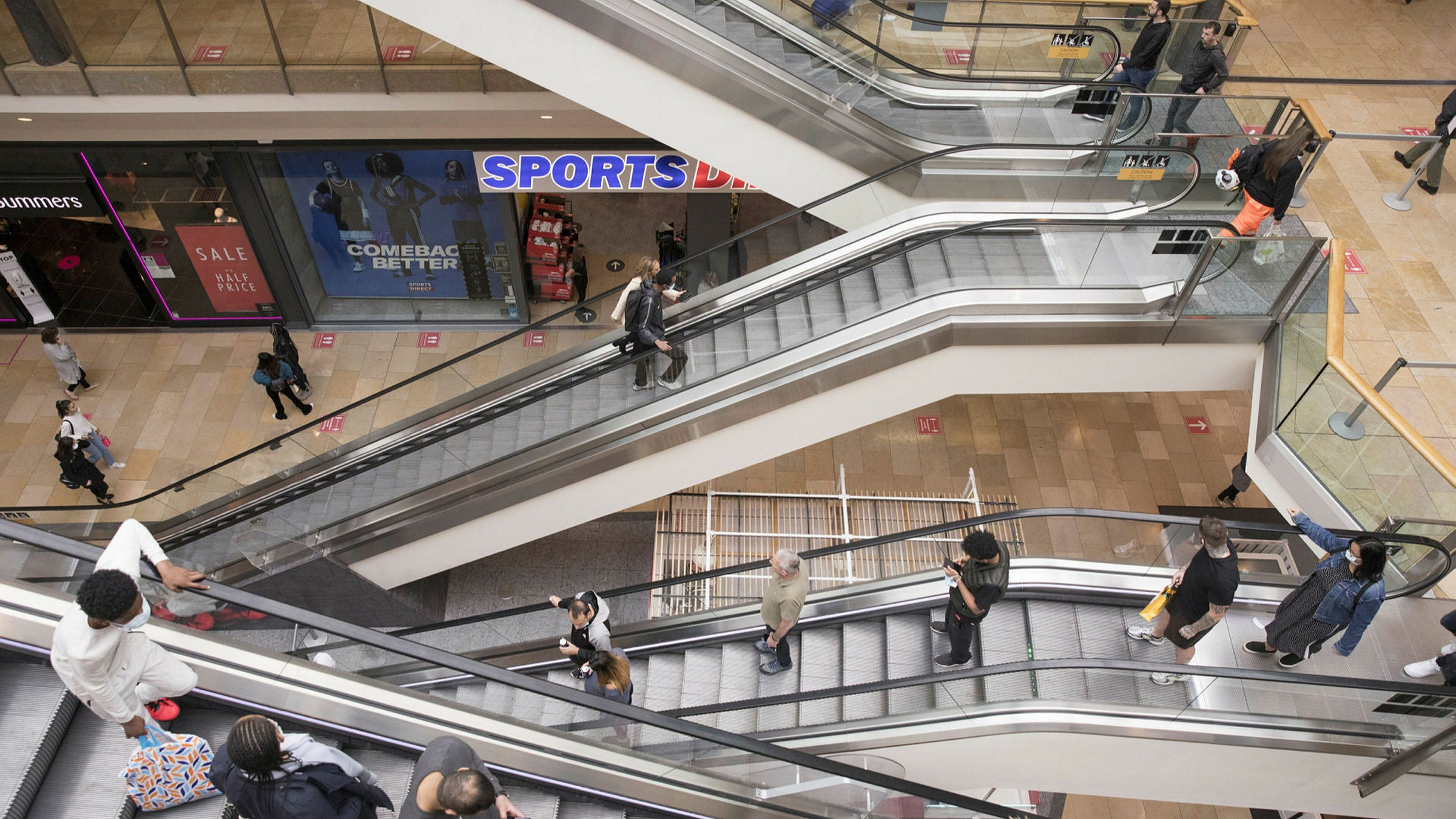 ft.com - George Hammond - Hammerson collects less than half its rent from retailers