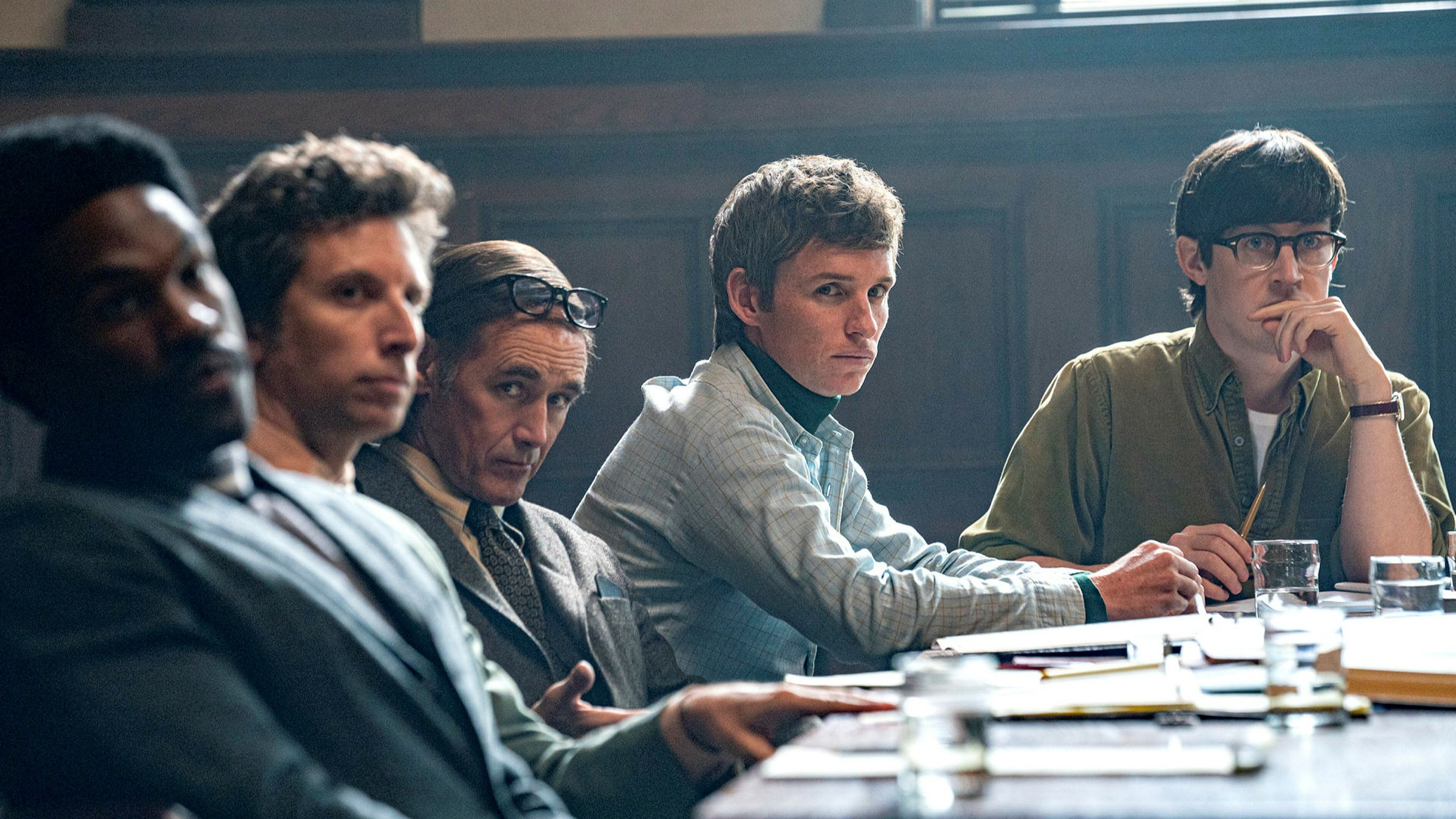 The Trial of the Chicago 7 — Aaron Sorkin's drama is in the dialogue    Financial Times