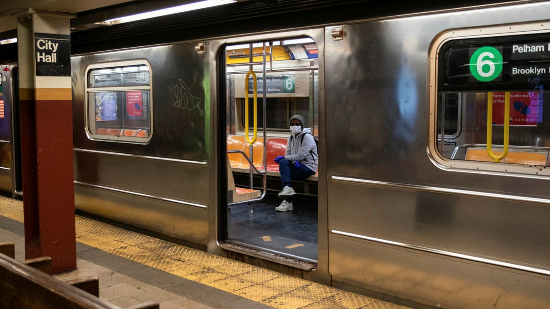 New York And The Crisis In Mass Transit Systems Financial Times