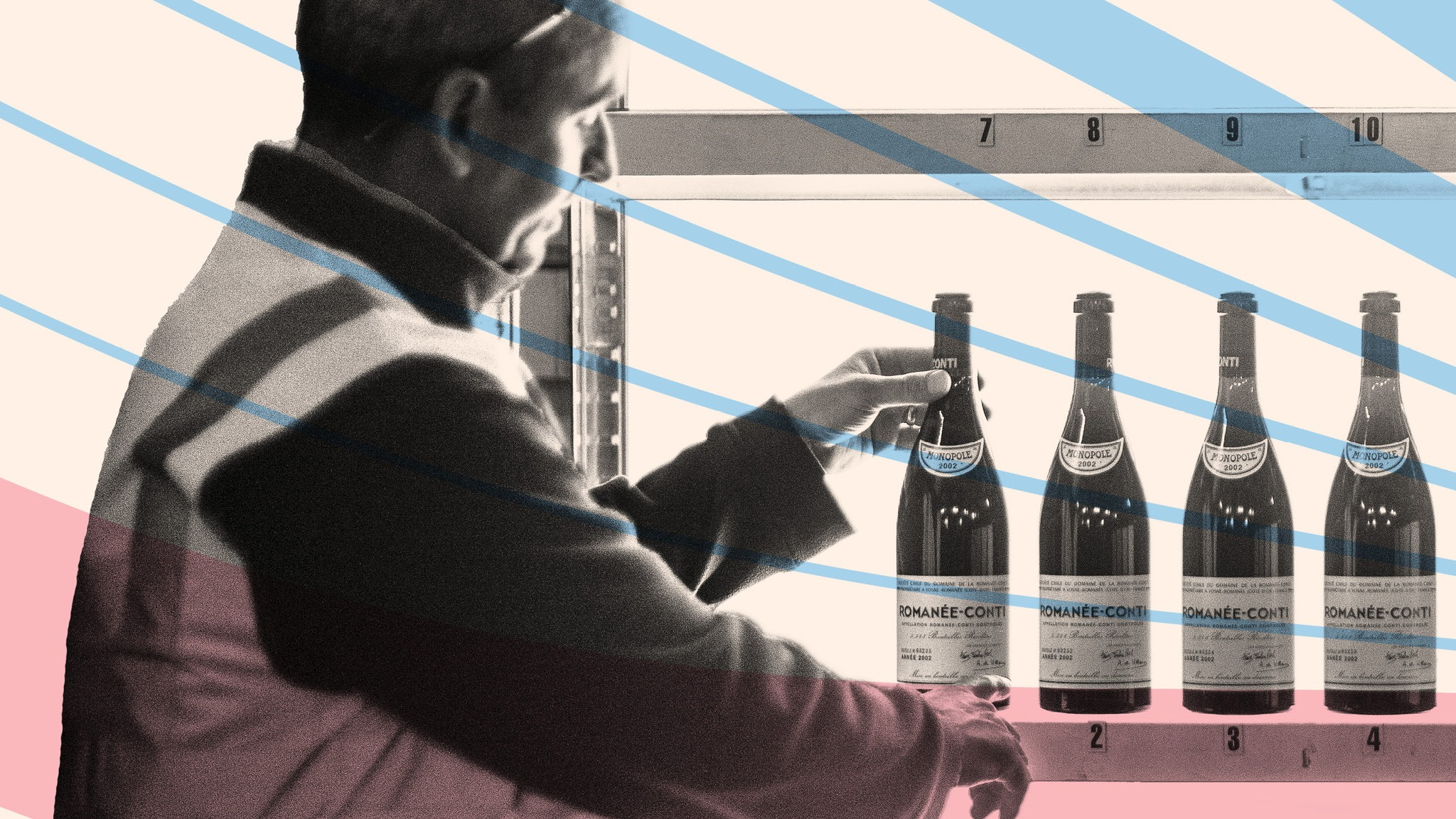 Brexit Disruption Leaves Nasty Taste For Fine Wine Trade Financial Times