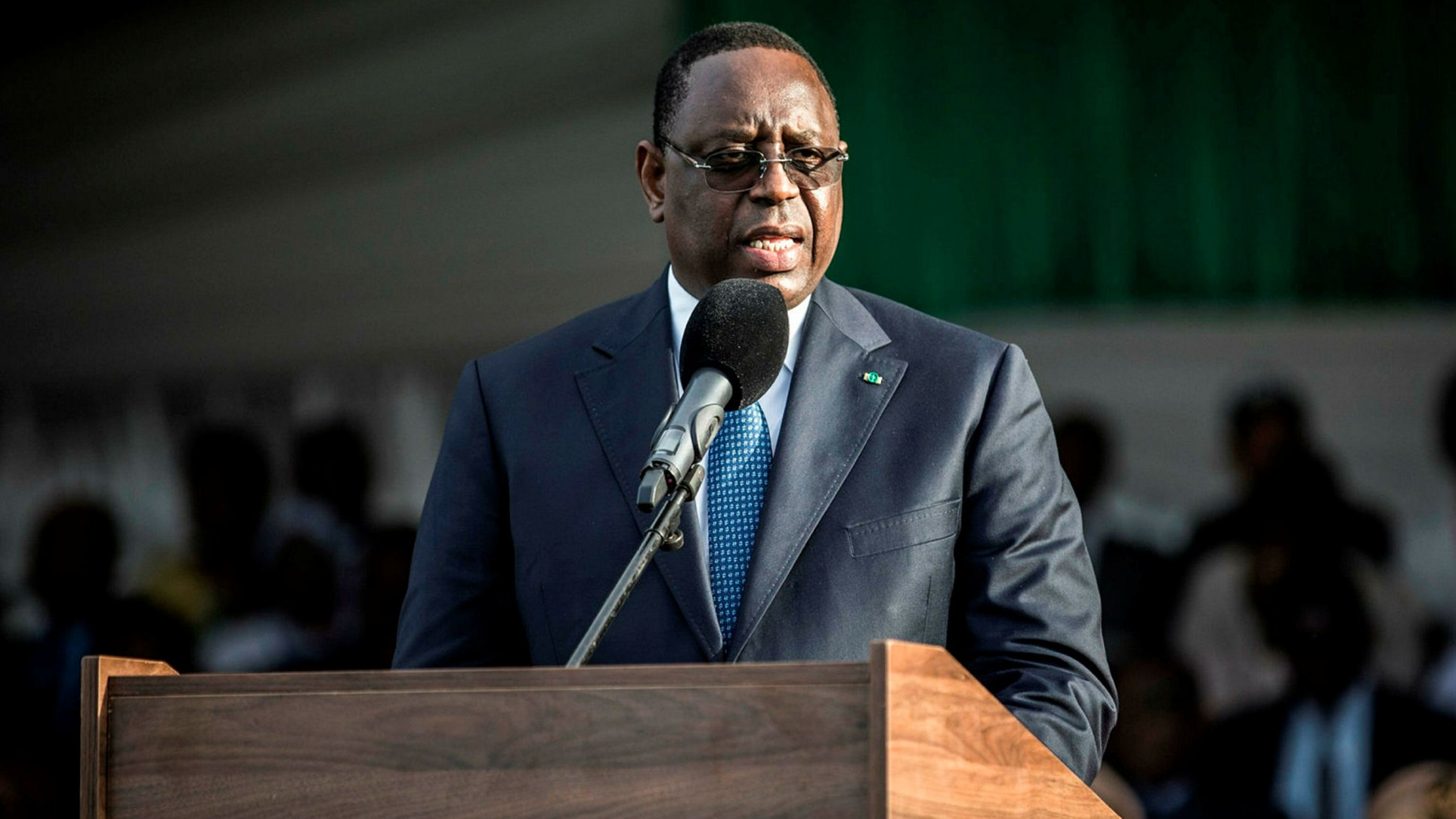 Senegal president admits virus will delay oil projects | Financial Times