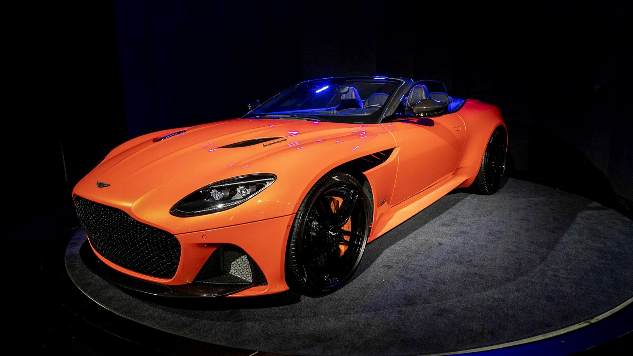 Daimler To Increase Stake In Aston Martin To 20 Financial Times