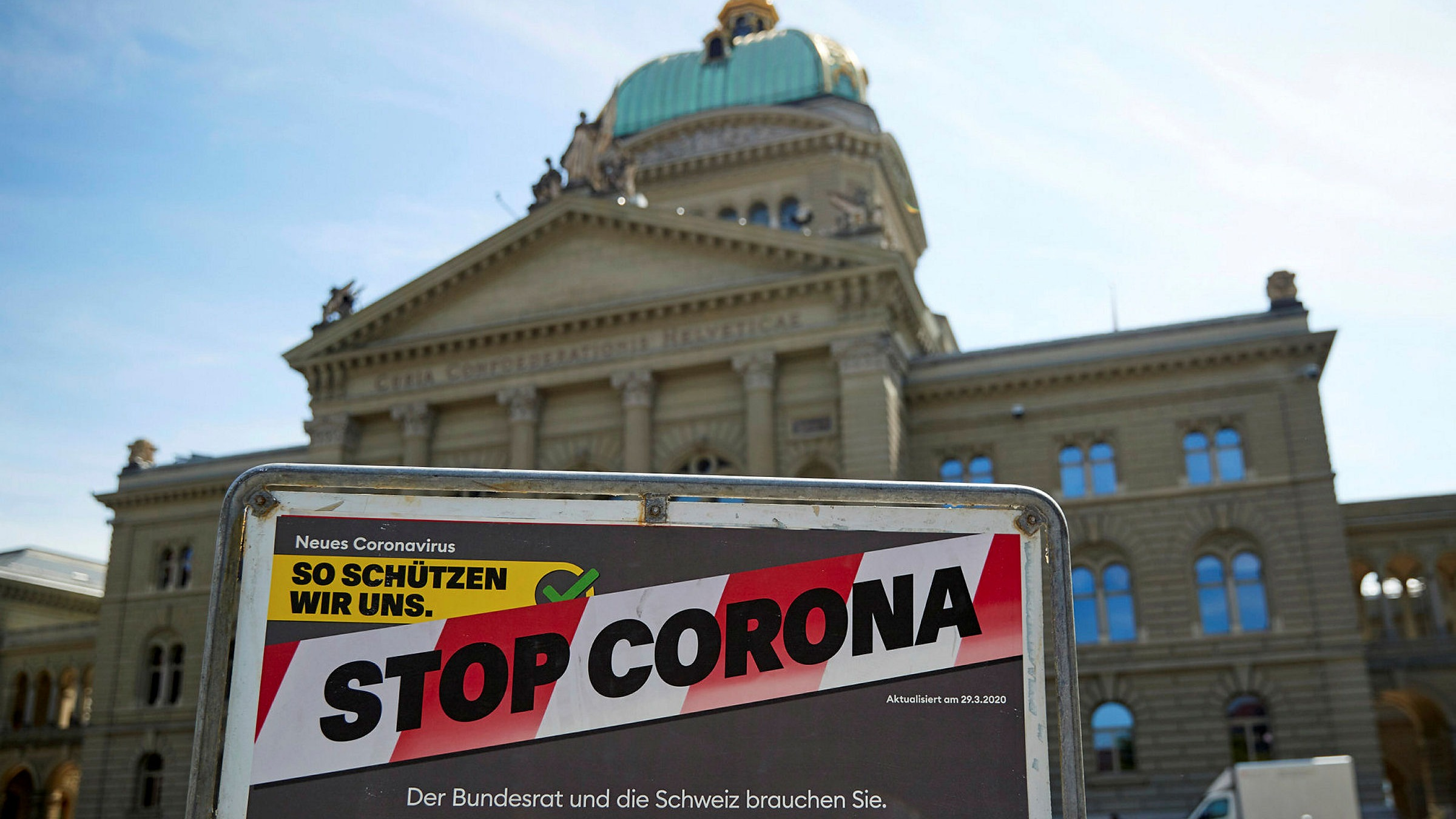 Coronavirus puts Swiss political system to the test | Financial Times