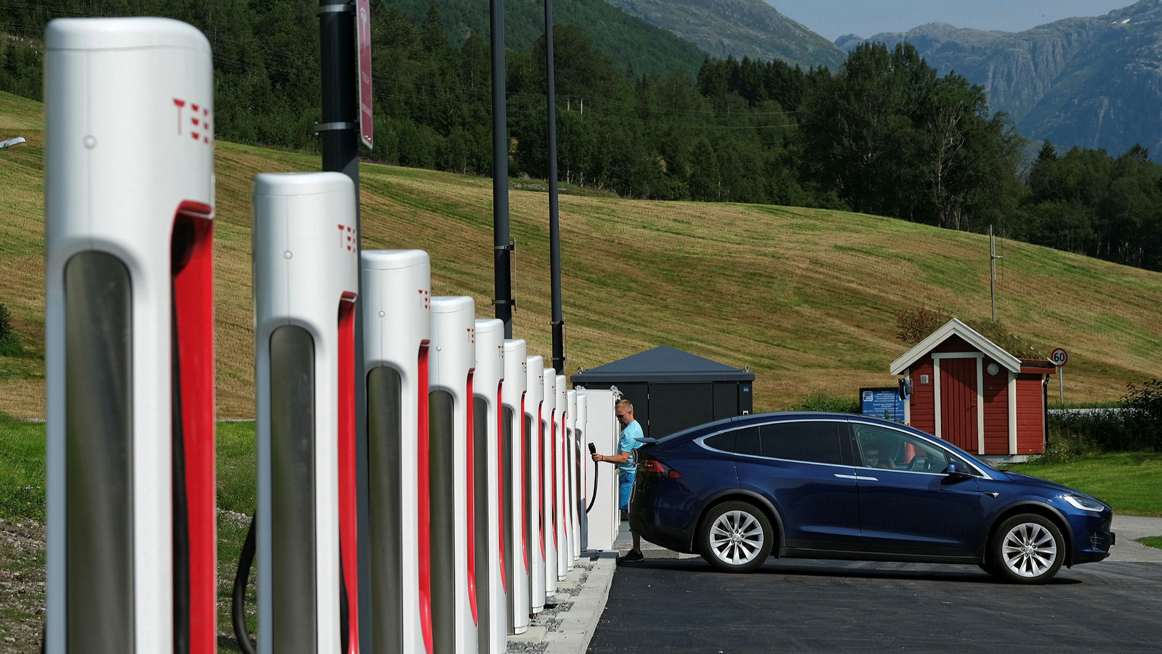 The Electric Car Future Is Finally Taking Off Financial Times
