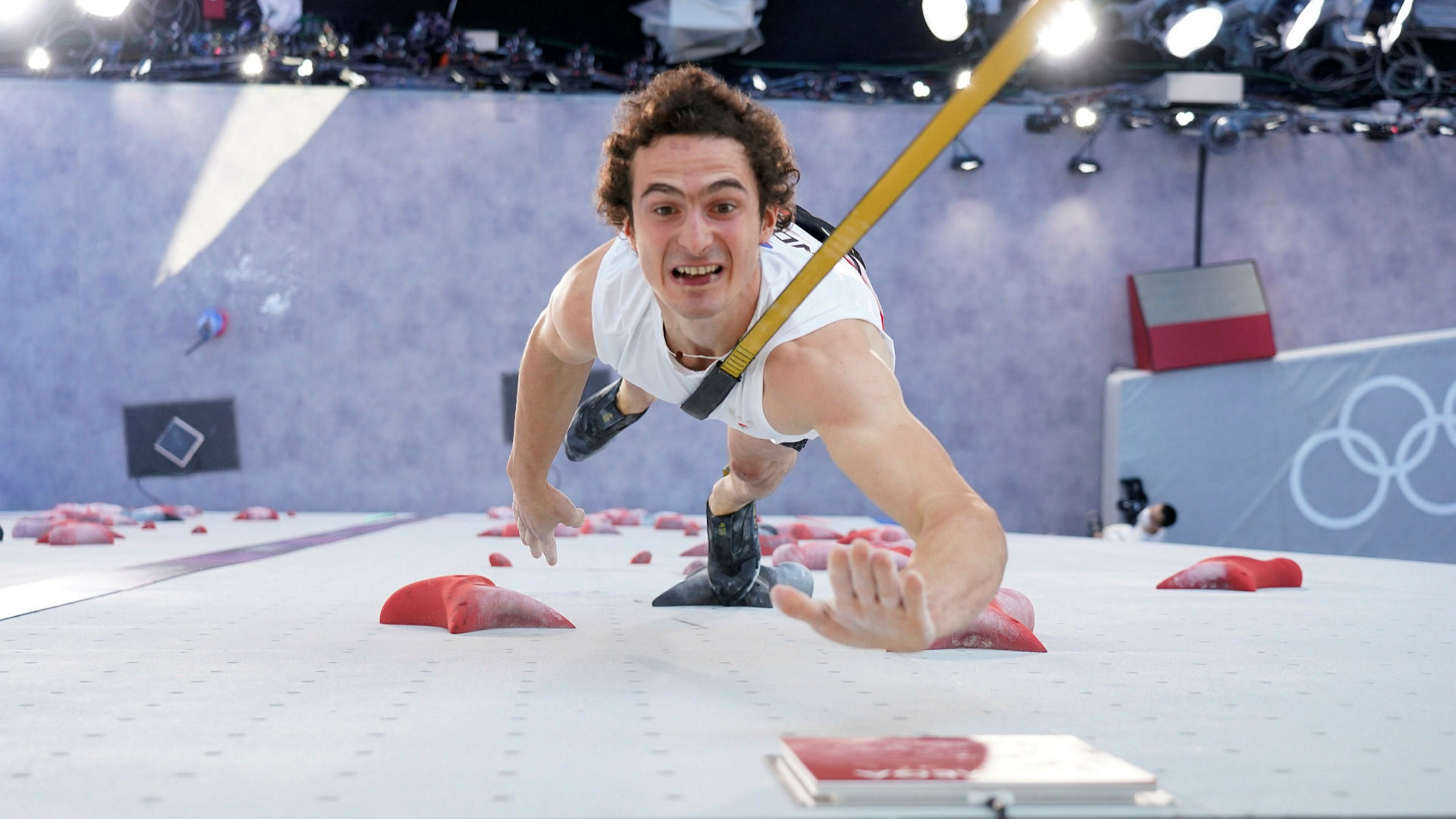 Climbers grapple with Olympics debut that leaves purists cold ...