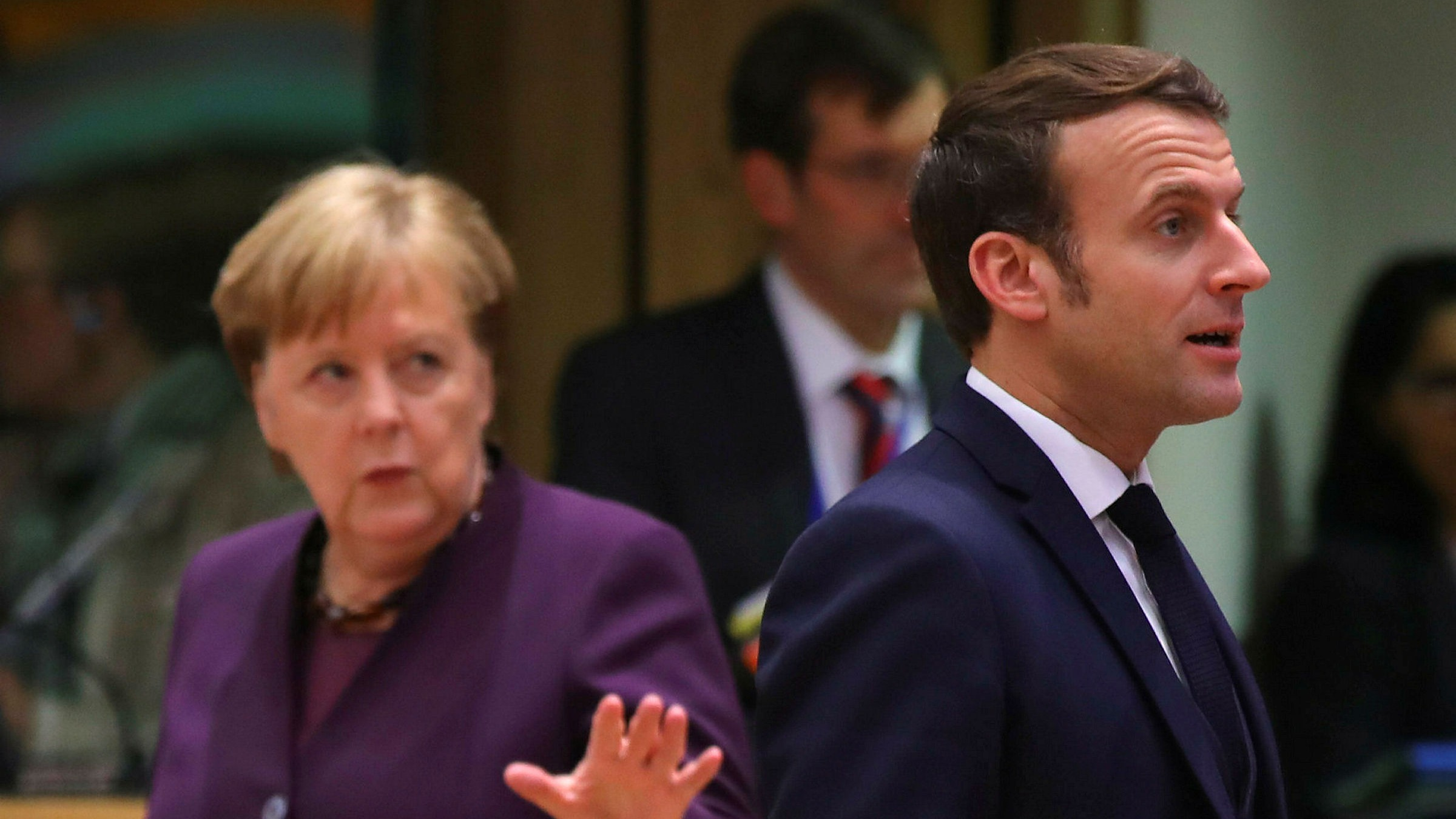 Why The Merkel Macron Plan Could Be A Very Big Deal For Europe Financial Times