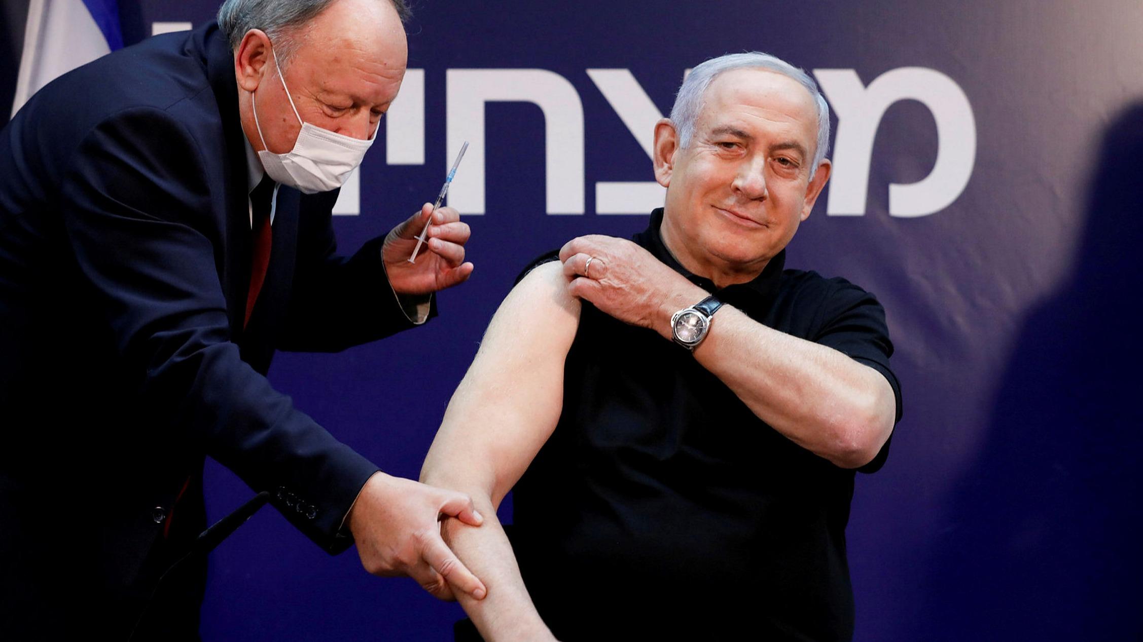Netanyahu's corona jab sets off race to next Israel election | Financial  Times