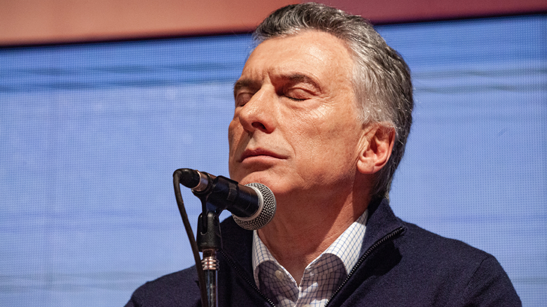 Argentina: Macri de coeur
