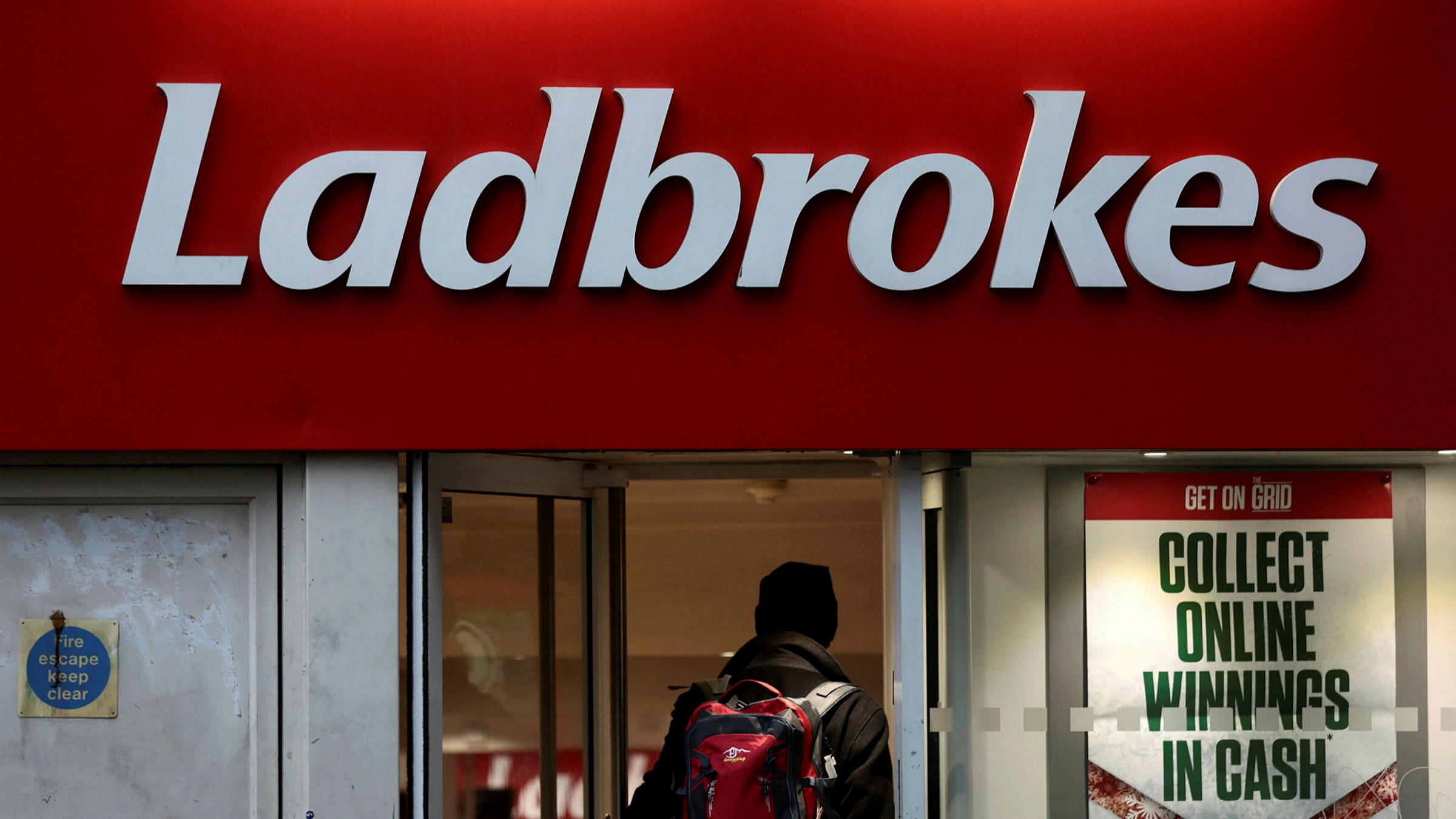 Online betting offers ladbrokes plc legel sports betting