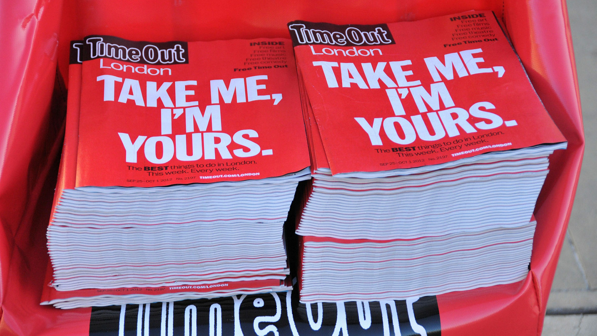 Time Out limits comeback to three cities with rest under review   Financial  Times