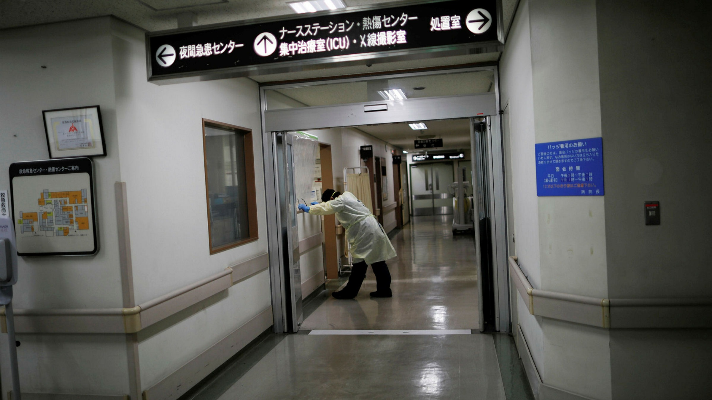Japan's health system exposed as empty hospitals reject Covid-19 patients |  Financial Times