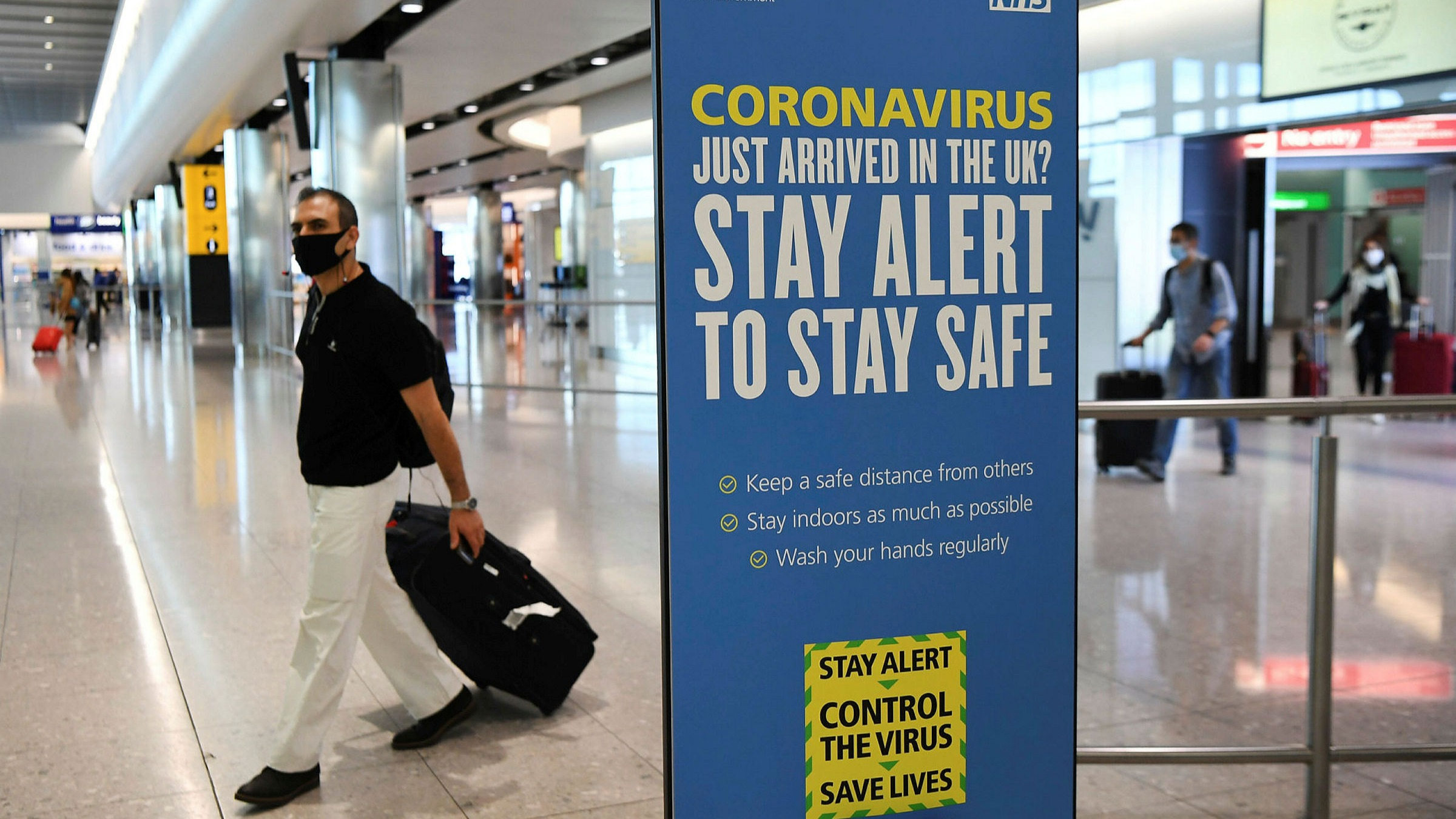 Scientists warn of new coronavirus variant spreading across Europe | Free  to read | Financial Times