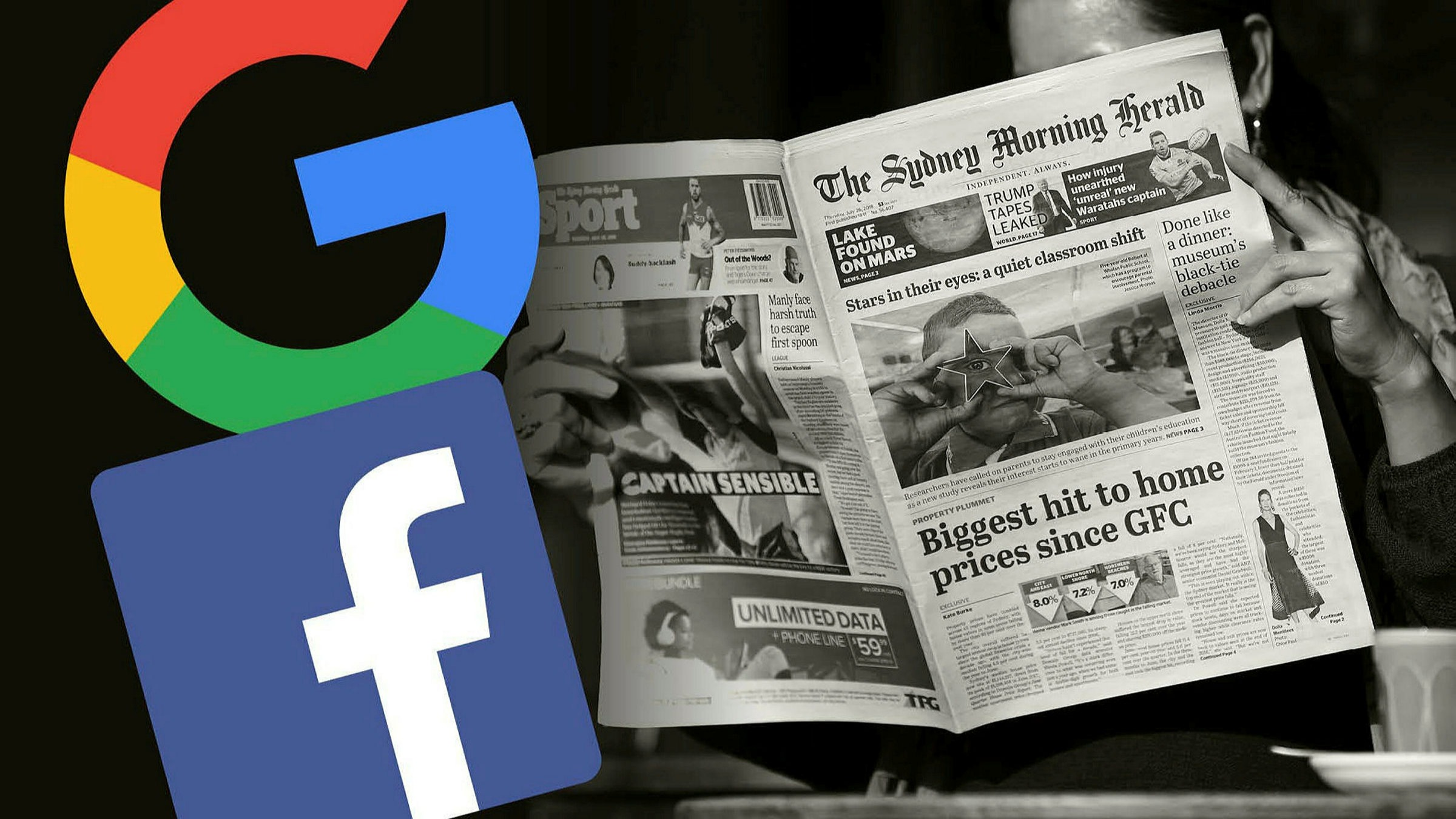 ft.com - Joseph Stiglitz - Australia's new tech code is a road worth exploring