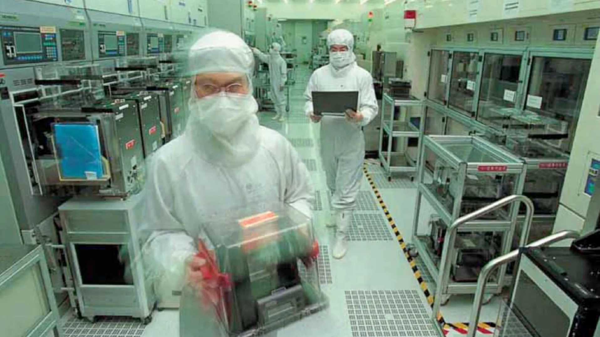 Taiwan loses 3,000 chip engineers to 'Made in China 2025'