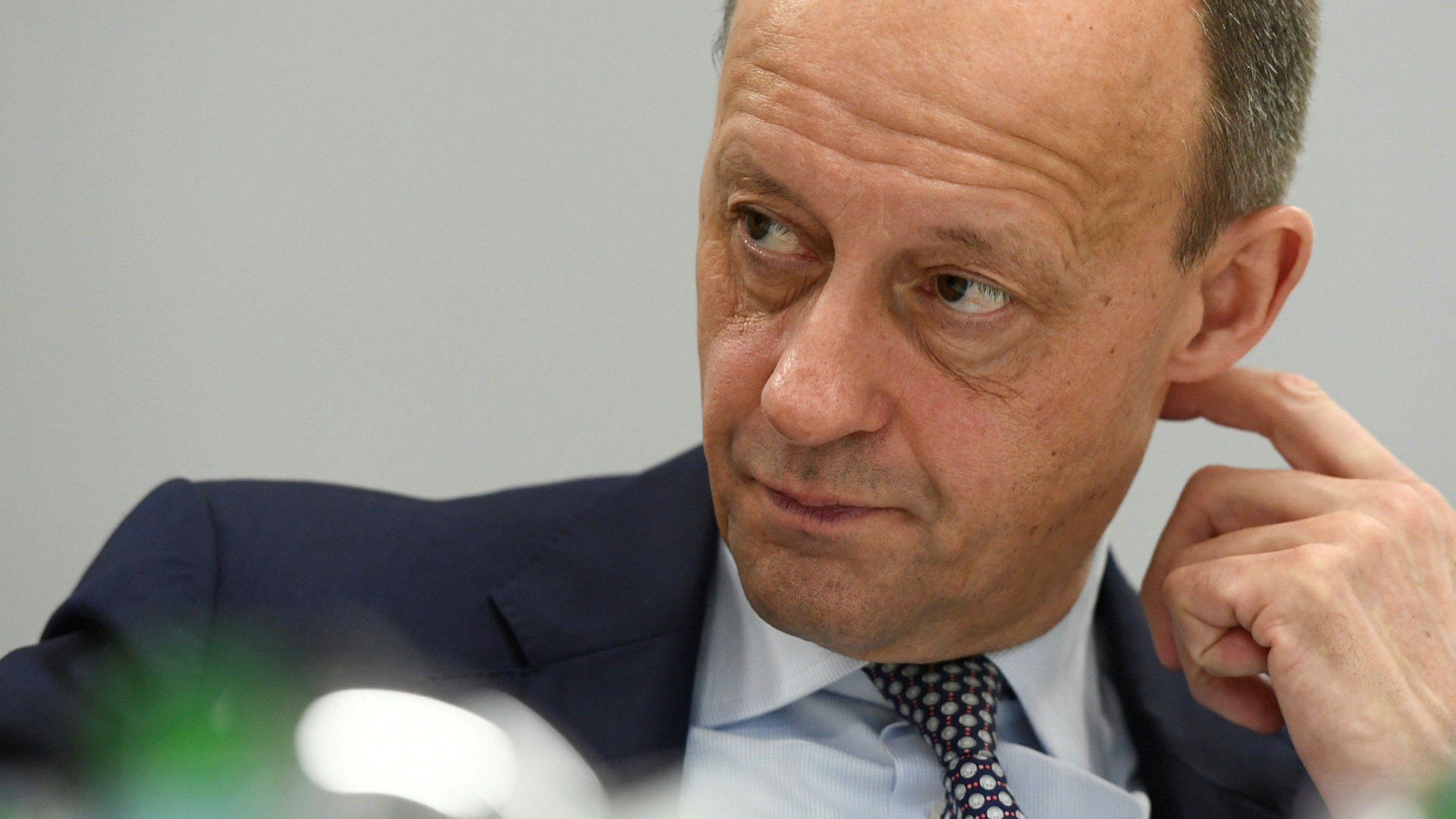 There S Nothing Retro About Me Friedrich Merz On His Bid To Succeed Angela Merkel Financial Times