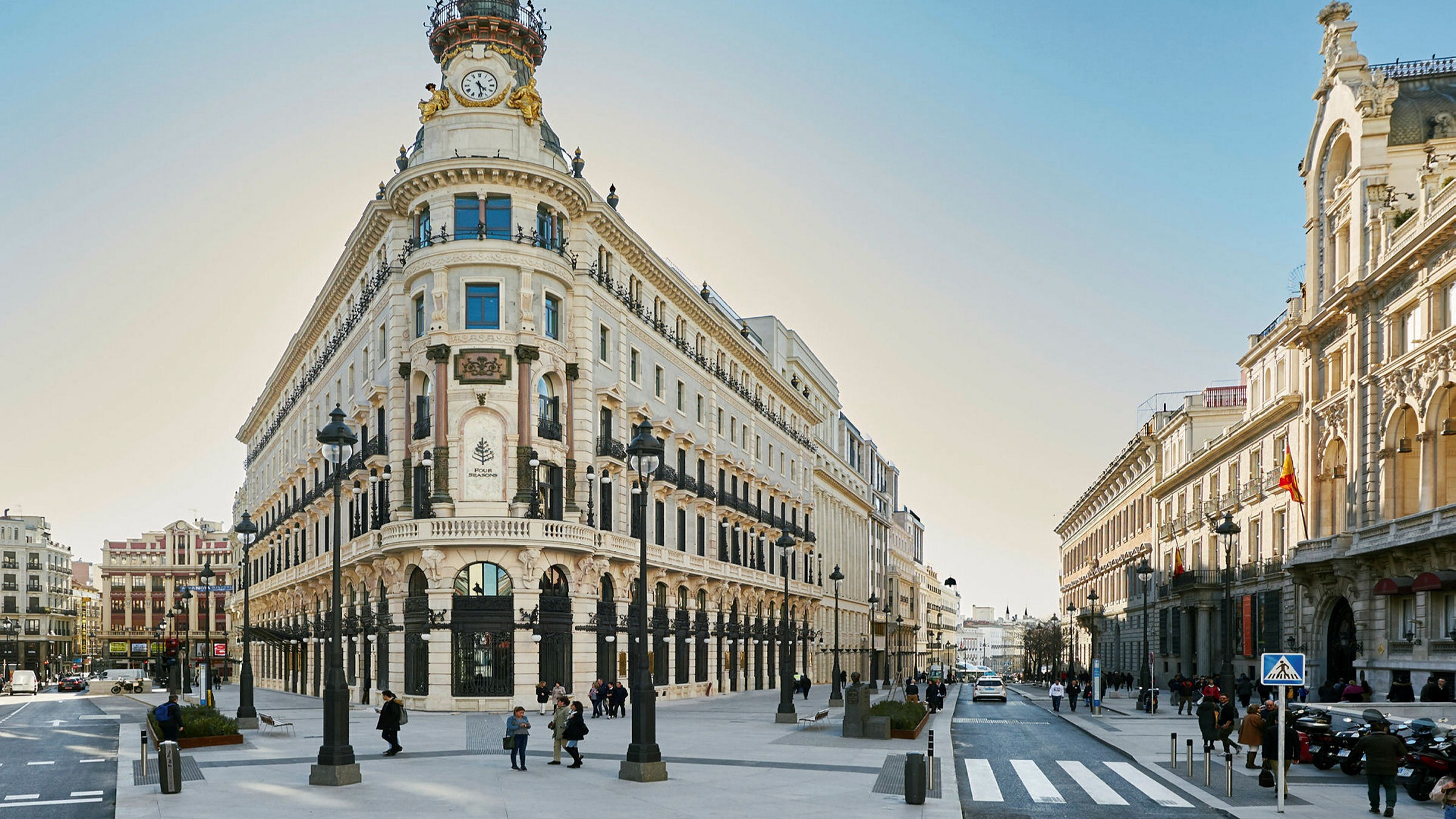 Bid for Madrid — the rise of luxury residences | Financial Times