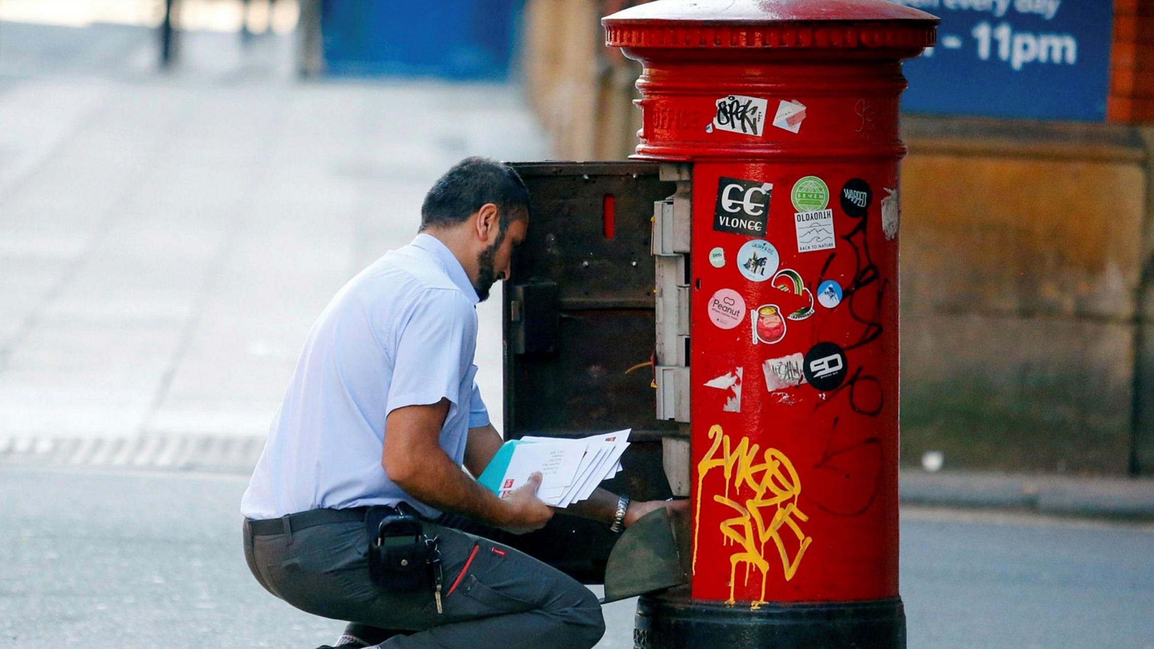 Royal Mail Raises Of 1st Class