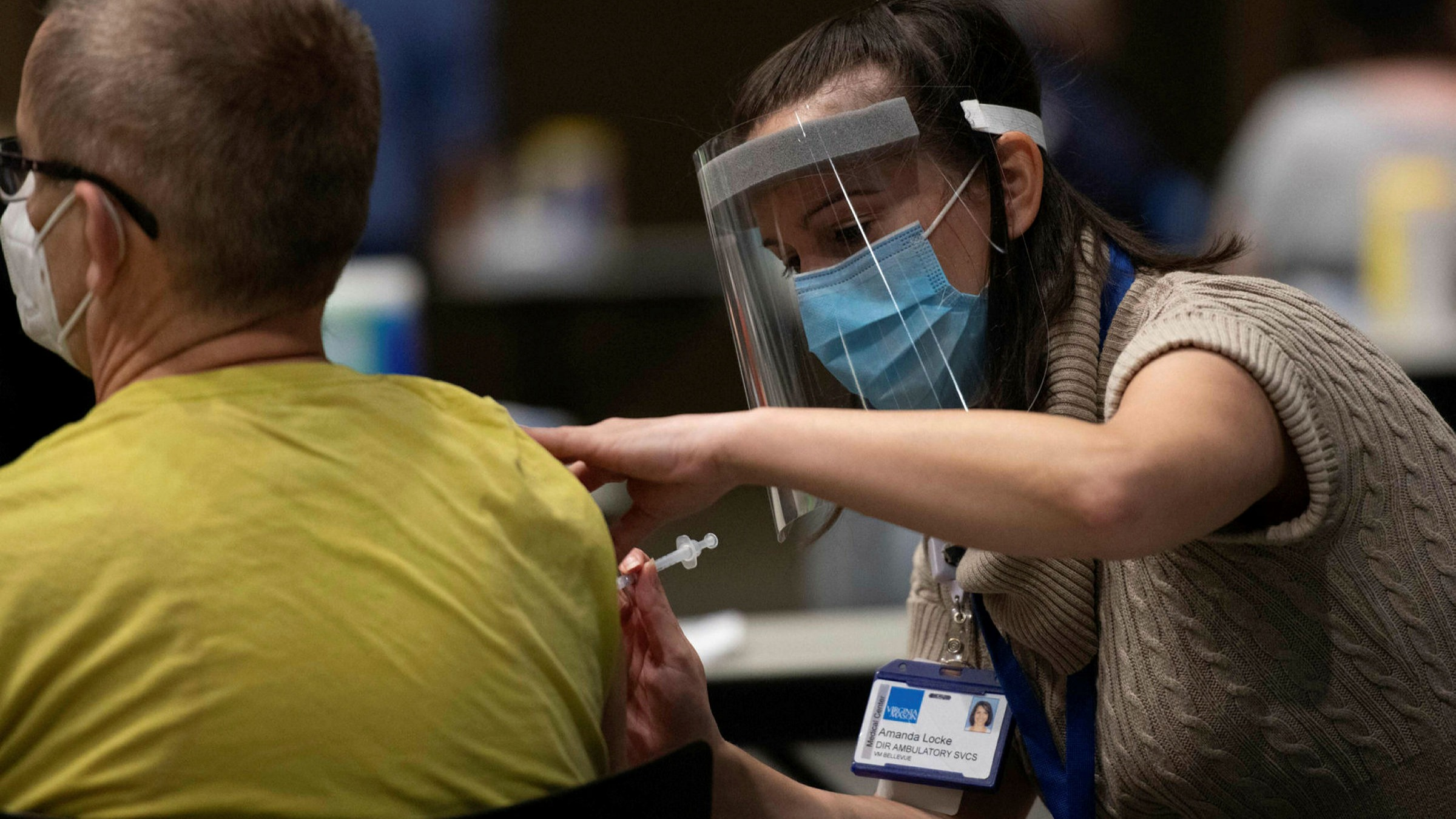 Coronavirus Us Fully Vaccinates 49m People As Rollout Continues As It Happened Financial Times