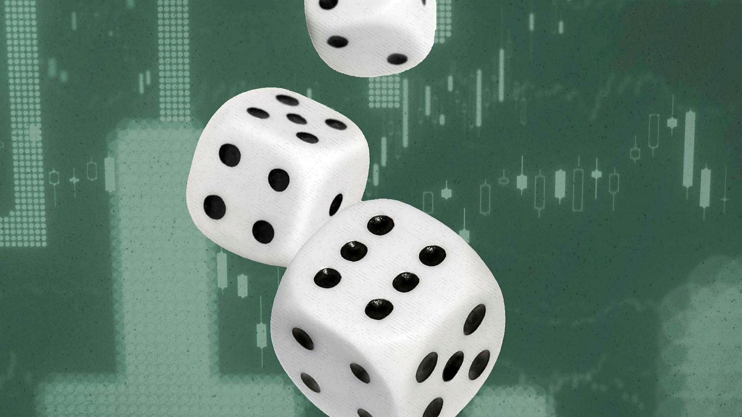 Gambling vs stock trading platforms