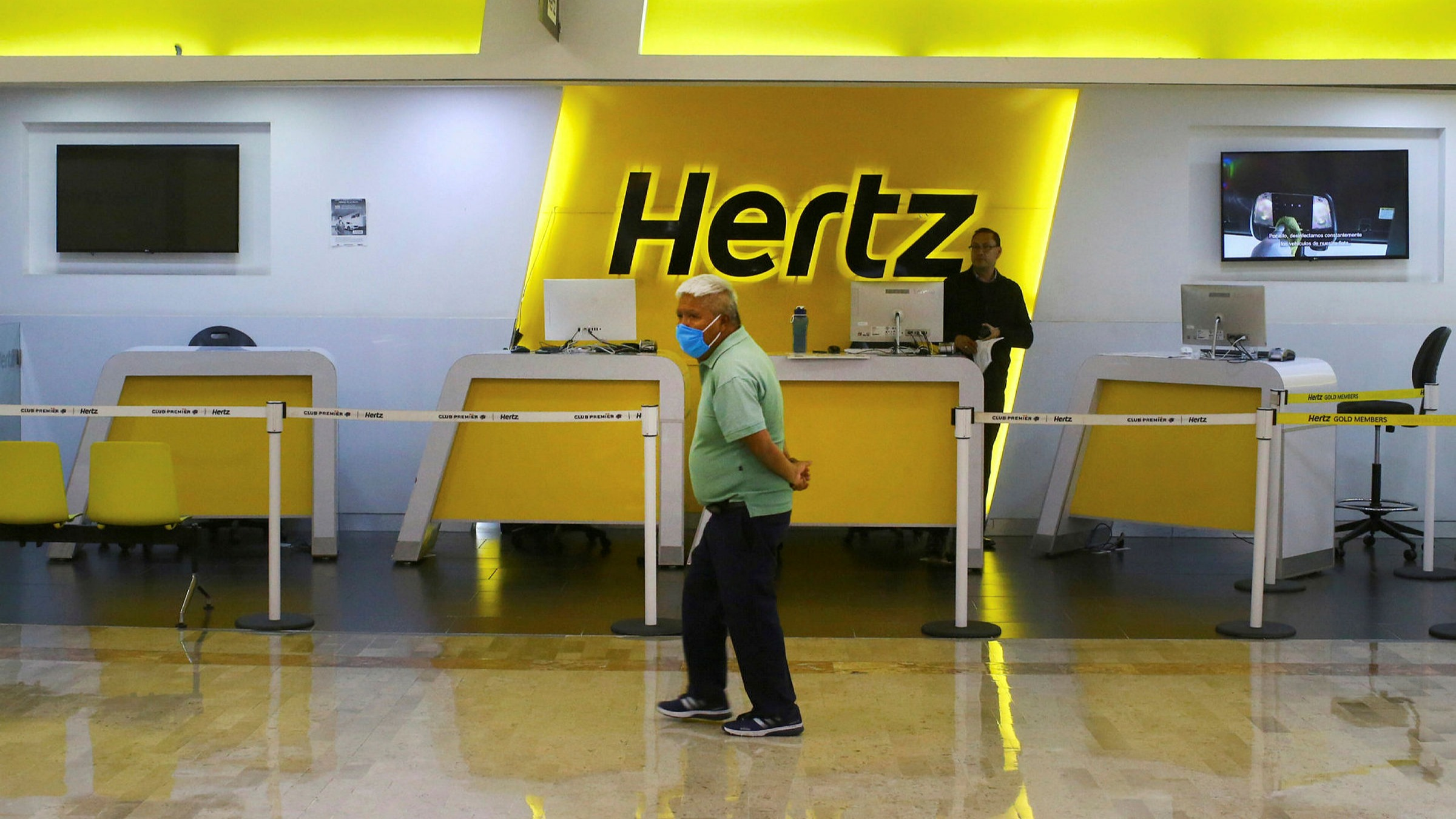 Hertz Seeks Unusual 1bn Share Sale While In Bankruptcy Financial Times