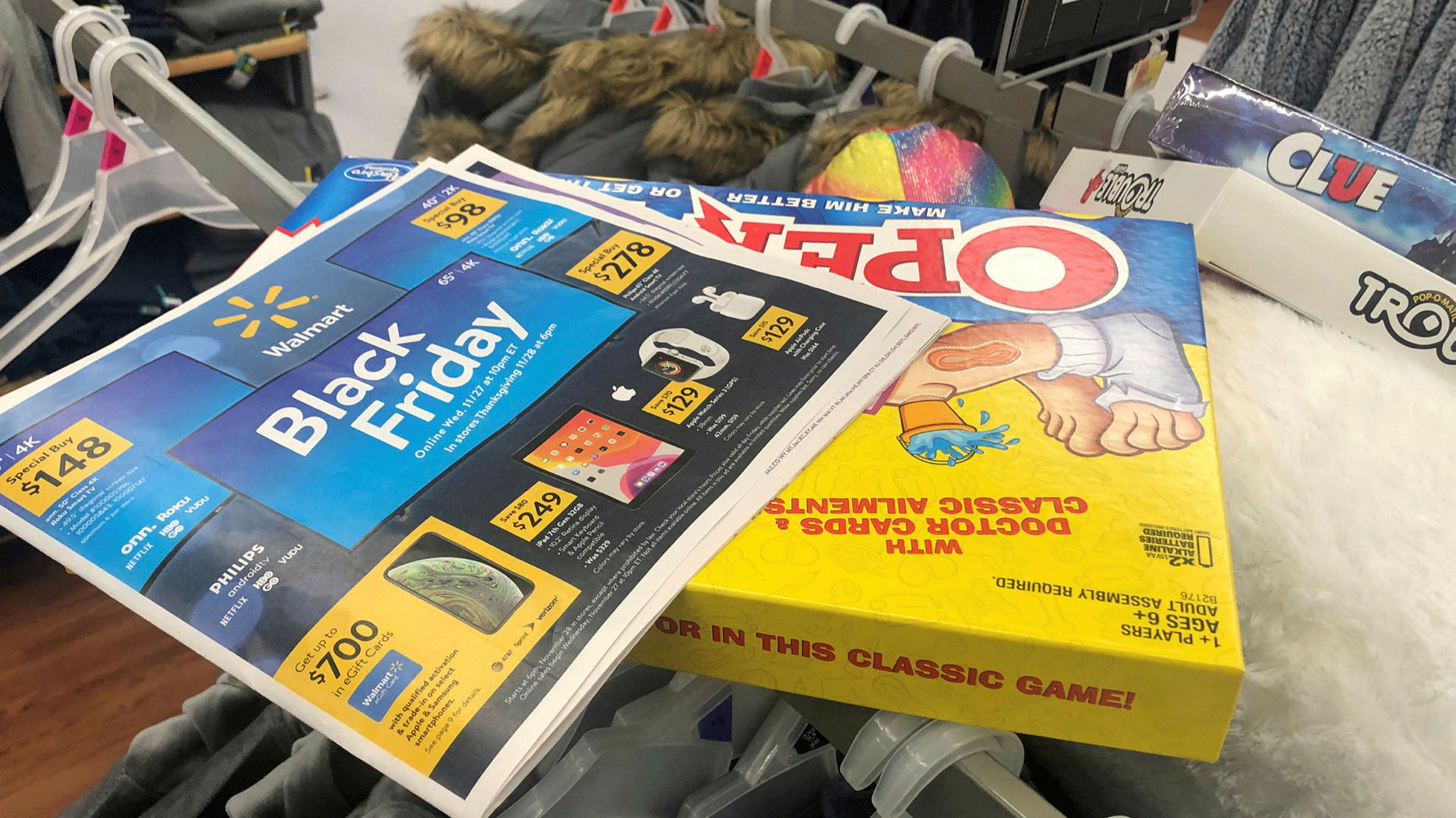 Walmart To Spread Black Friday Over Several Days Financial Times