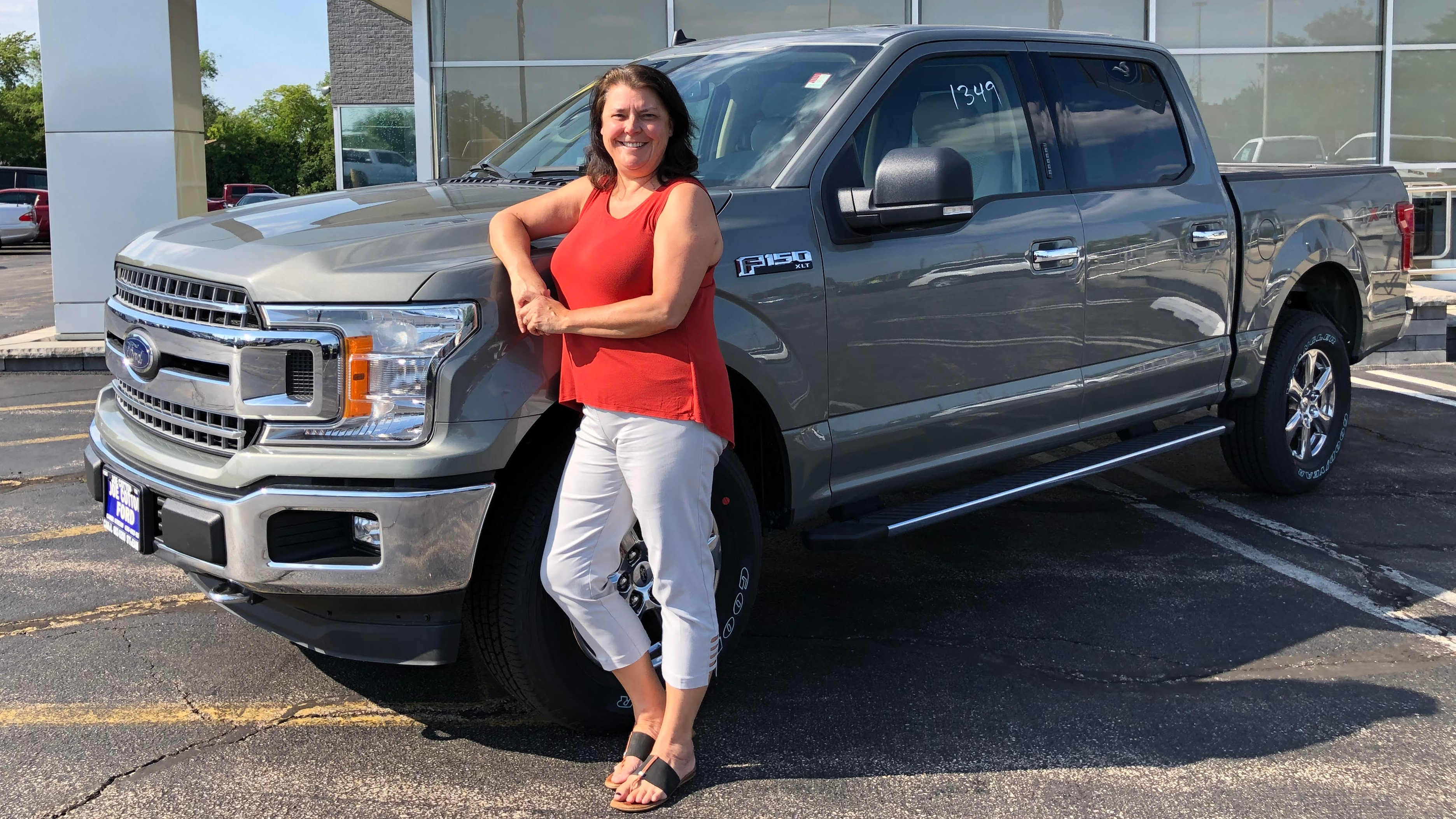 Ford S F 150 The High Stakes Relaunch Of America S Favourite Truck Financial Times