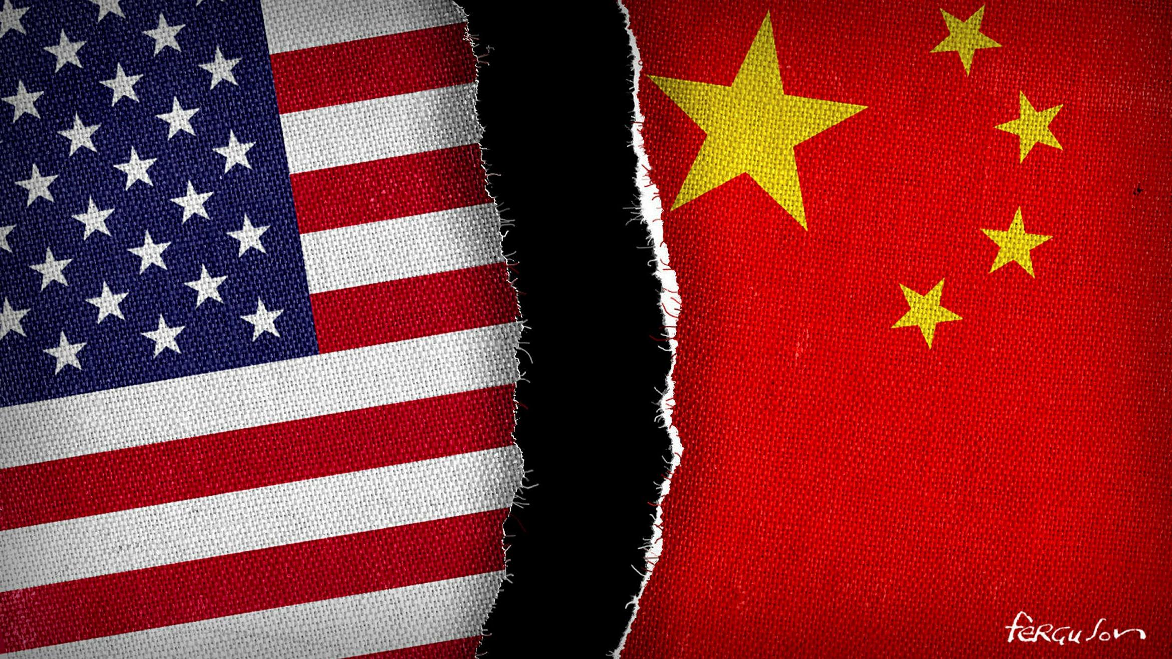 Risultato immagini per china usa