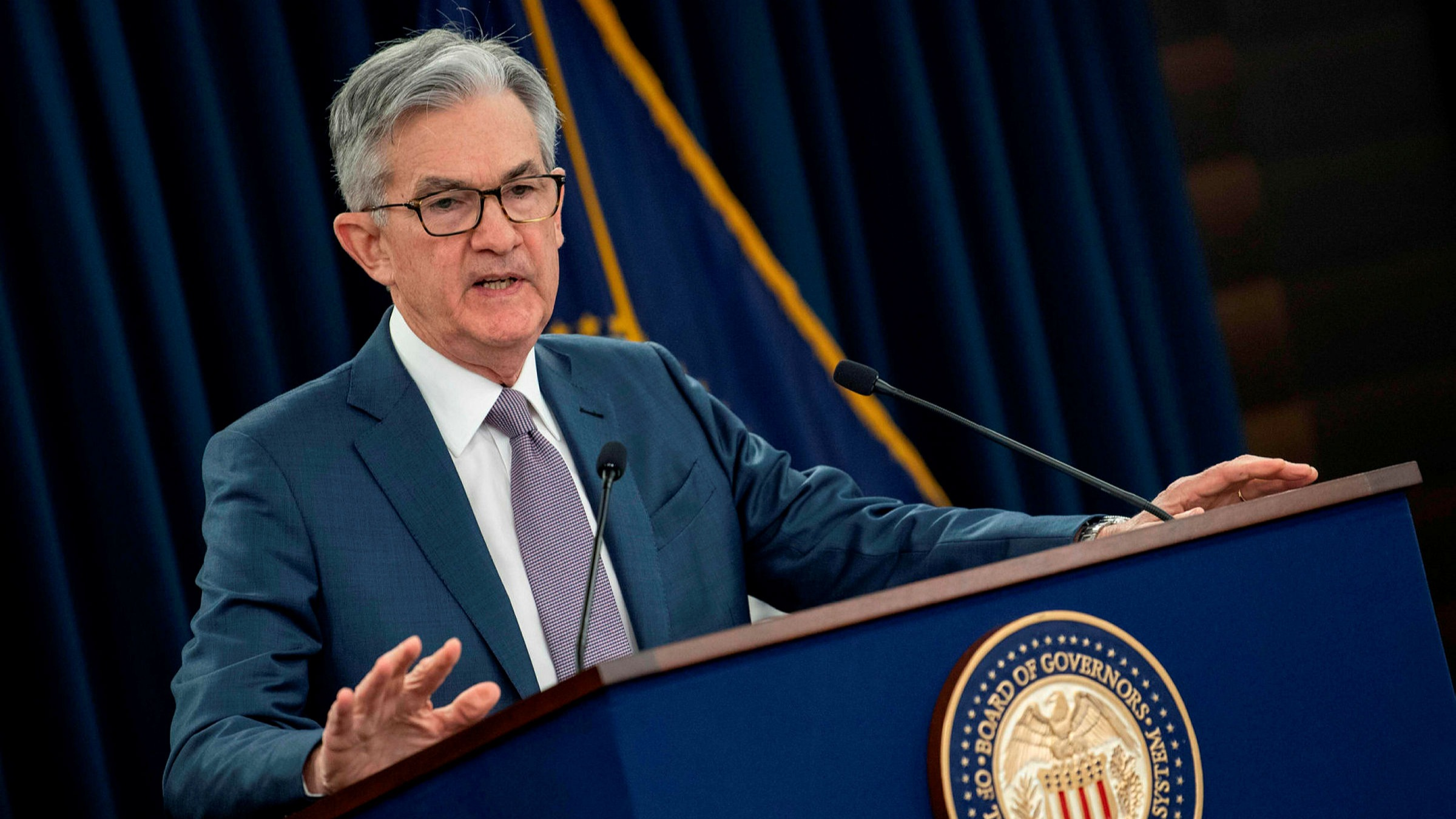 Fed warns resurgence of virus threatens economic recovery 1