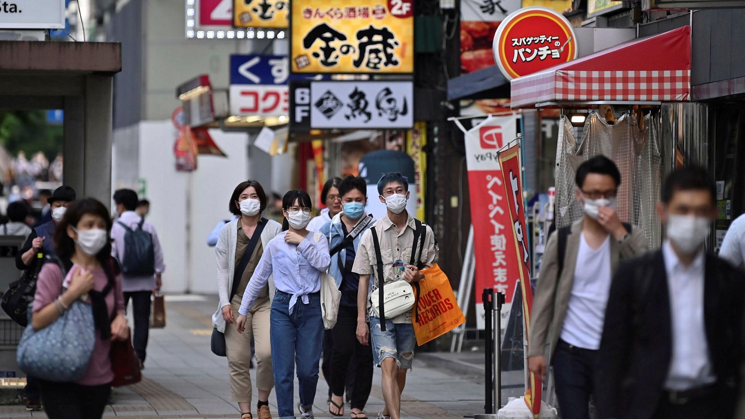 Coronavirus in japan Coronavirus NHK WORLD-JAPAN
