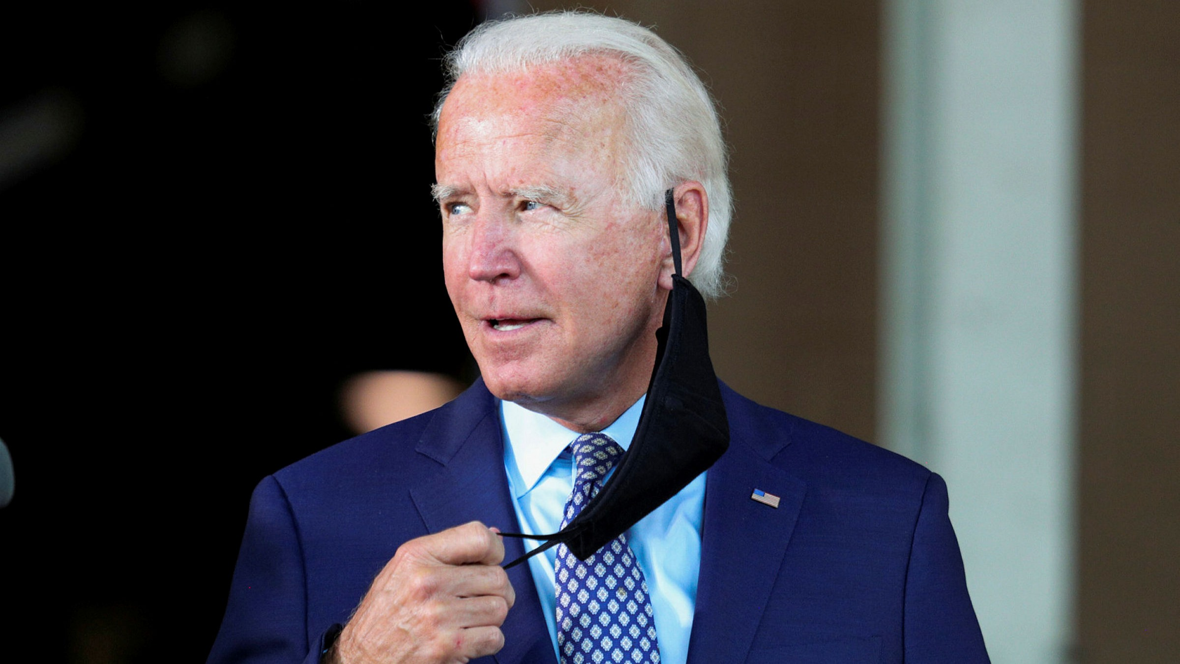 Joe Biden as change-maker is still a jarring picture, somehow. But that makes it all the more likely to materialise