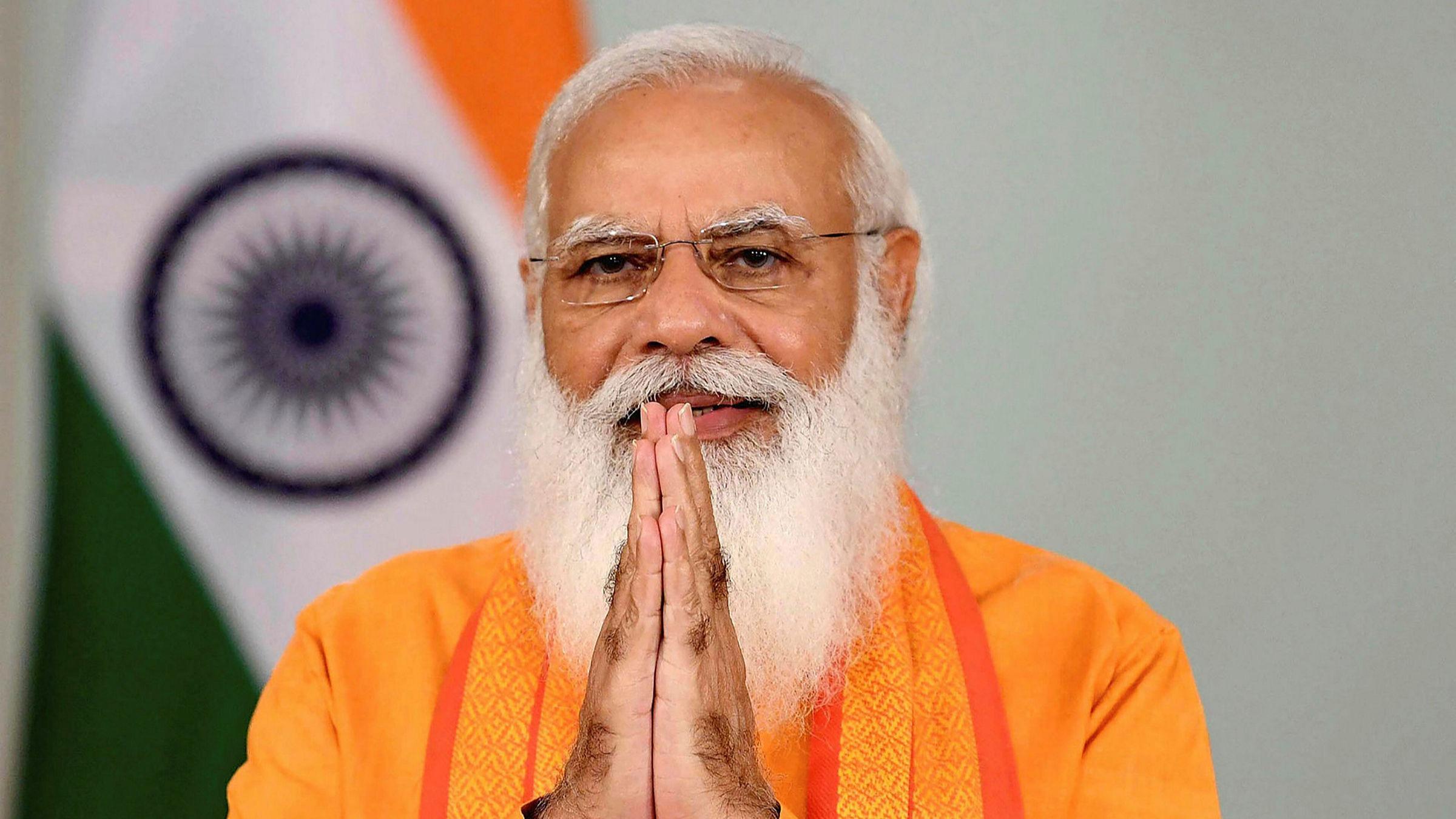 Narendra Modi the style king puts on the guru look | Financial Times