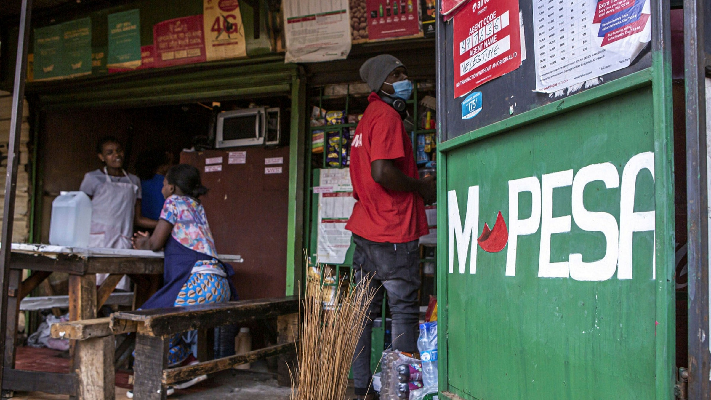 ft.com - Nic Fildes - Vodafone's booming M-Pesa shines a light on valuable Africa fintechs