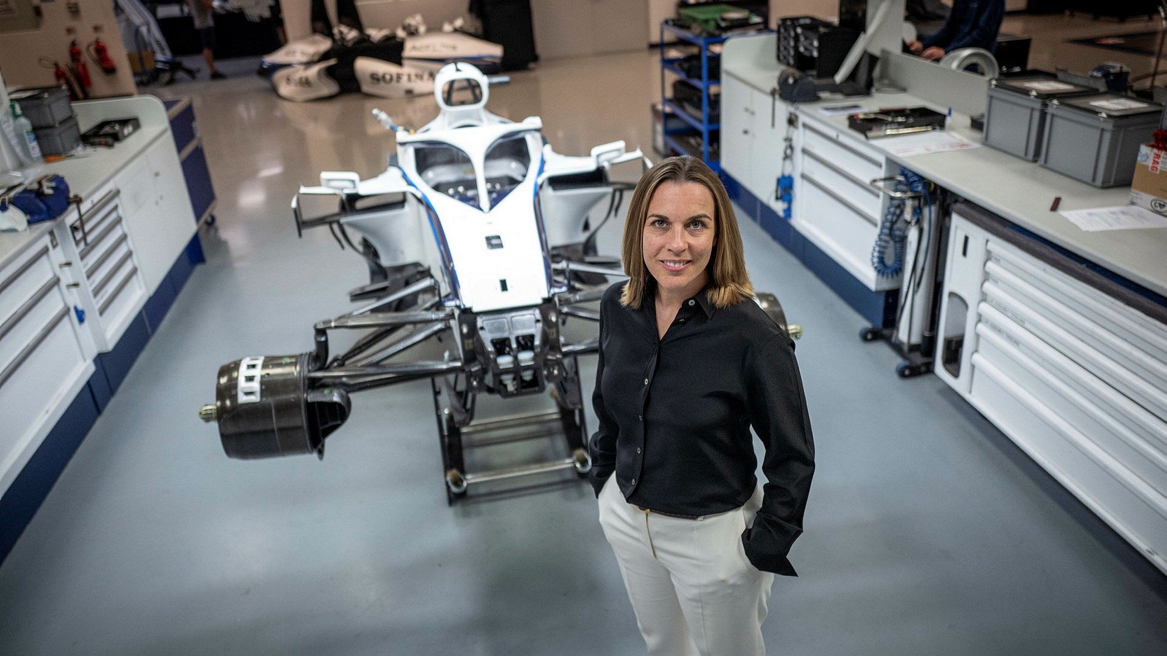 Williams Formula One Team Looks To A Future Beyond Family Financial Times
