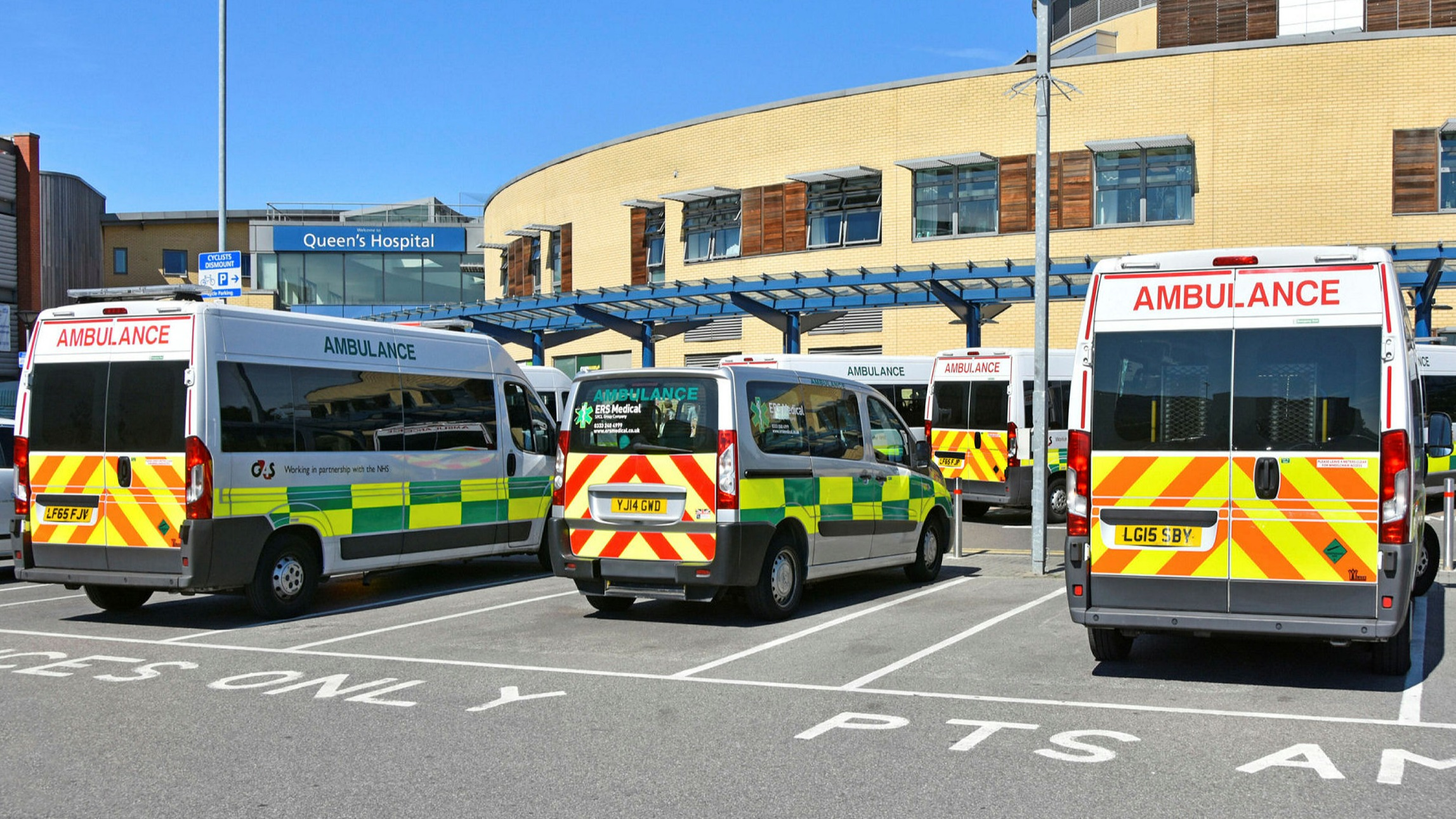 Private ambulances take HMRC to court over VAT reliefs dispute | Financial  Times