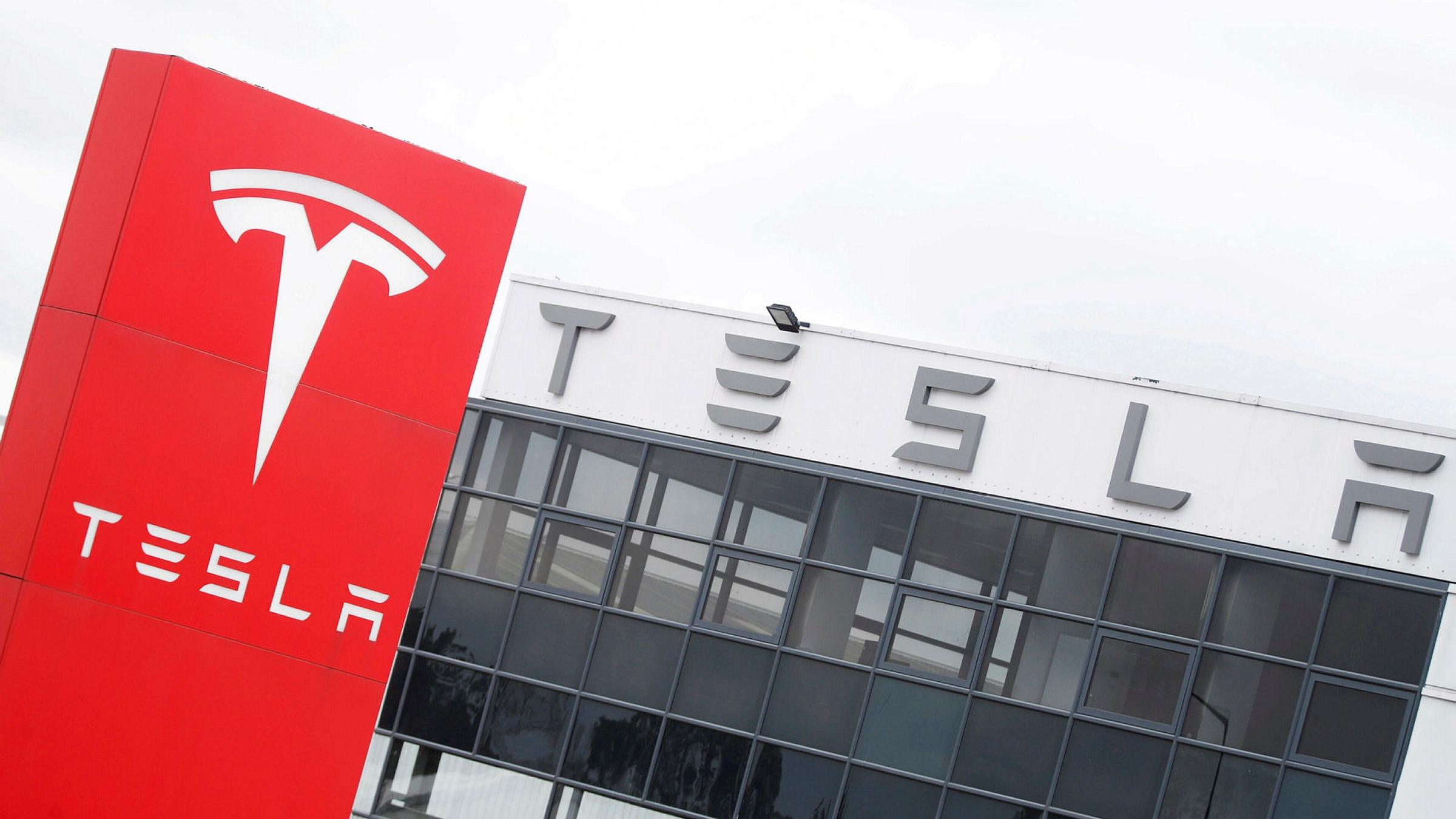ft.com - Patrick McGee in San Francisco and Mamta Badkar in New York - Tesla hits $1tn in market value