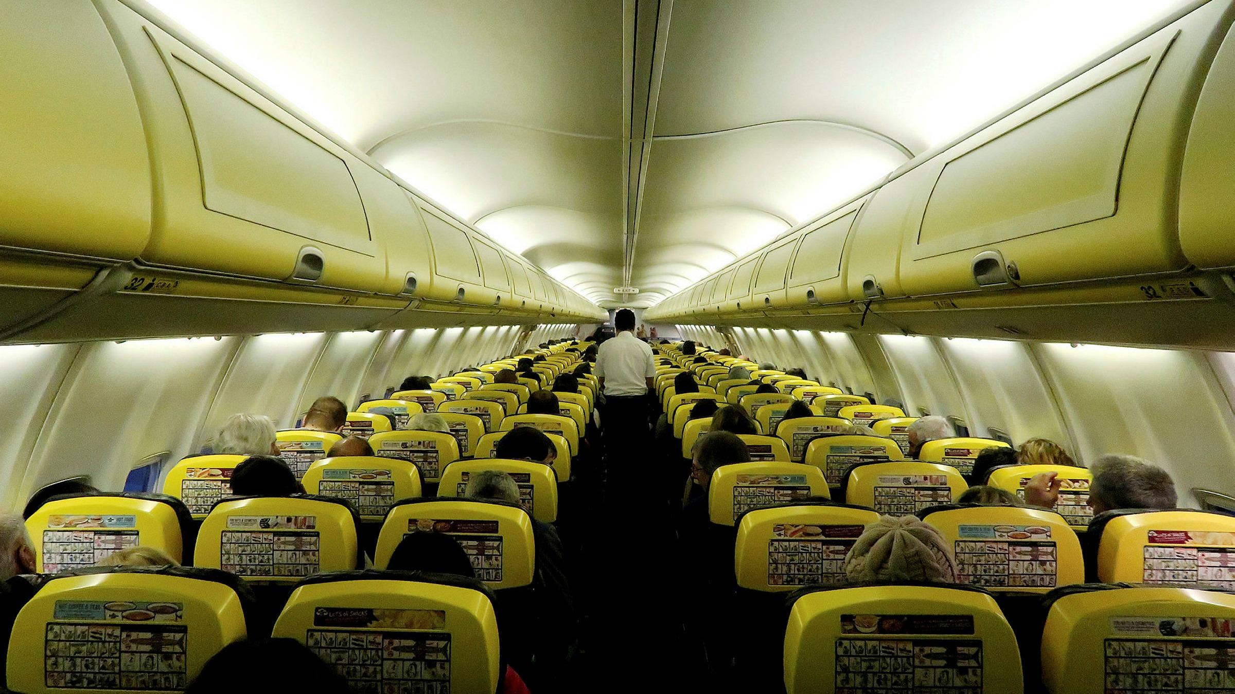 Ryanair will not return to flying if middle seats must be empty ...