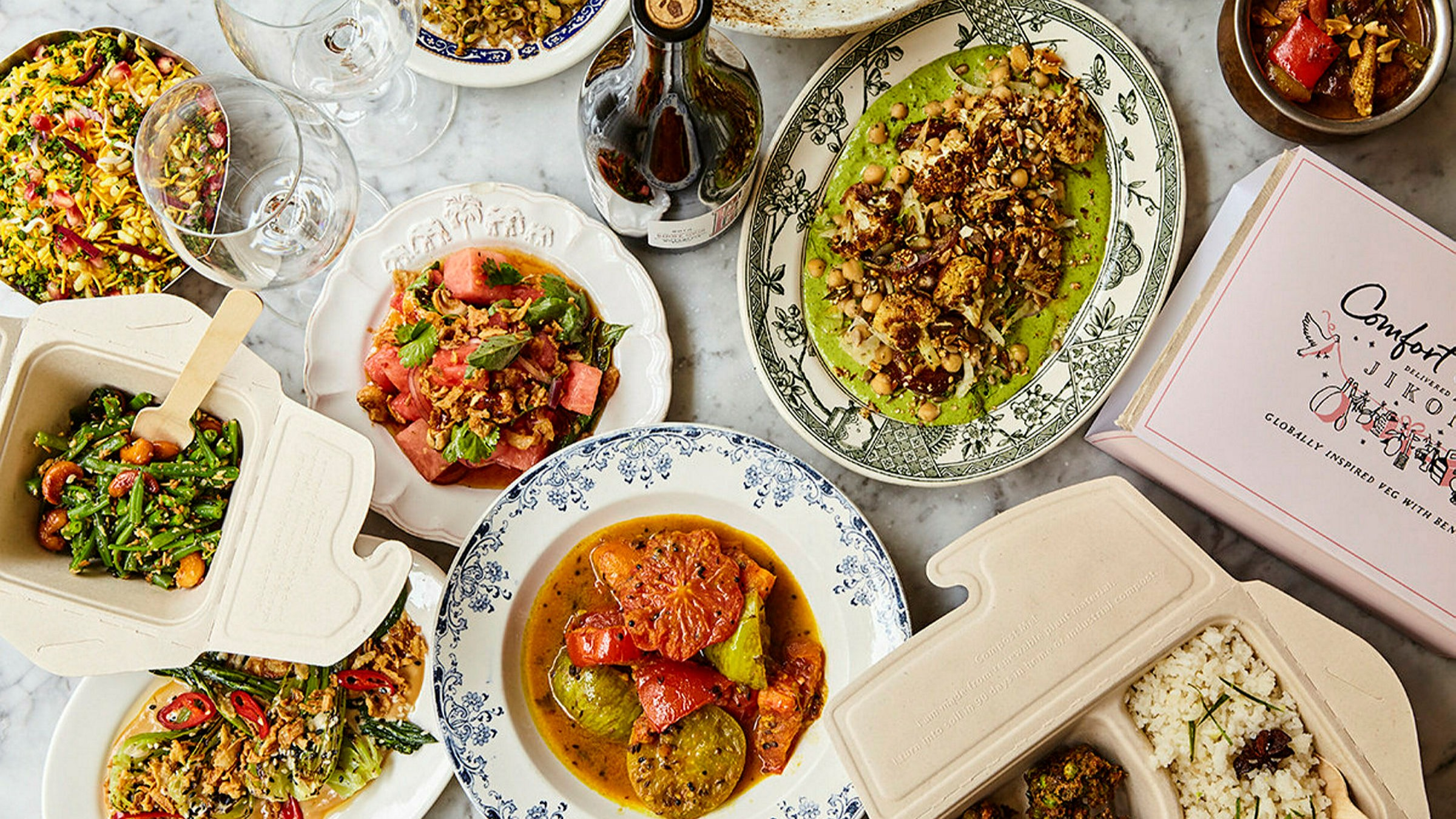 Recipes For Success London Restaurants Best Meal Kits For Lockdown And Beyond Financial Times