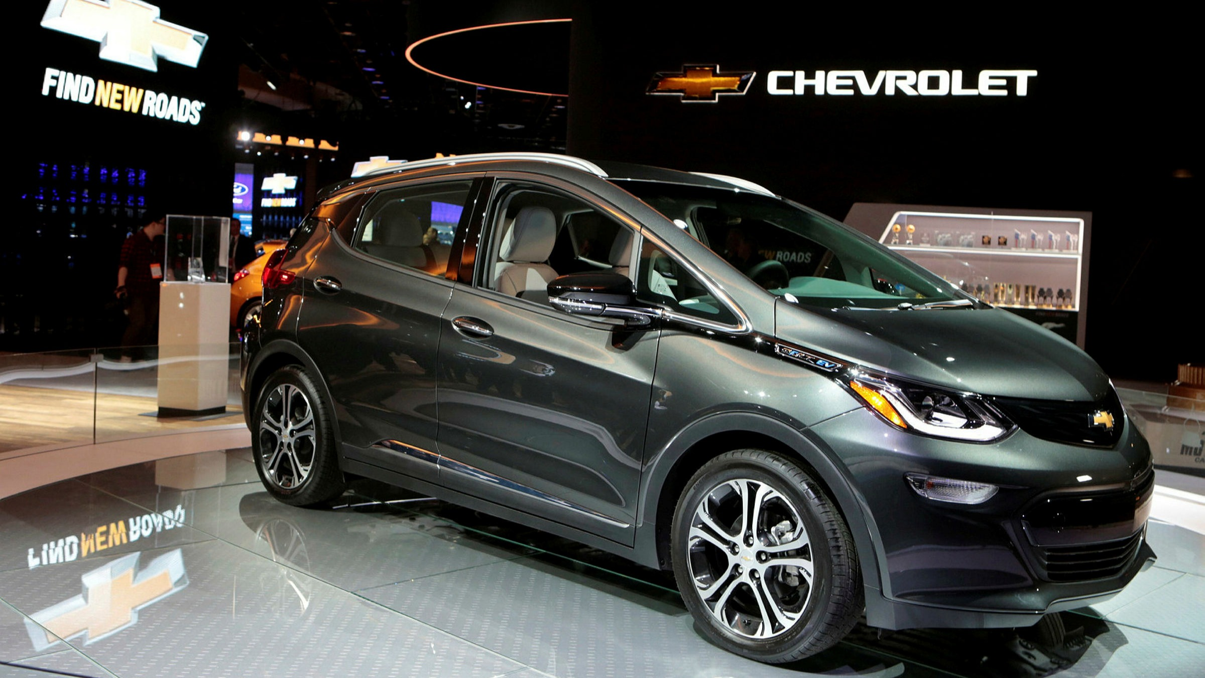 LG Chem hit by GM recall of Bolt electric vehicles   Financial Times